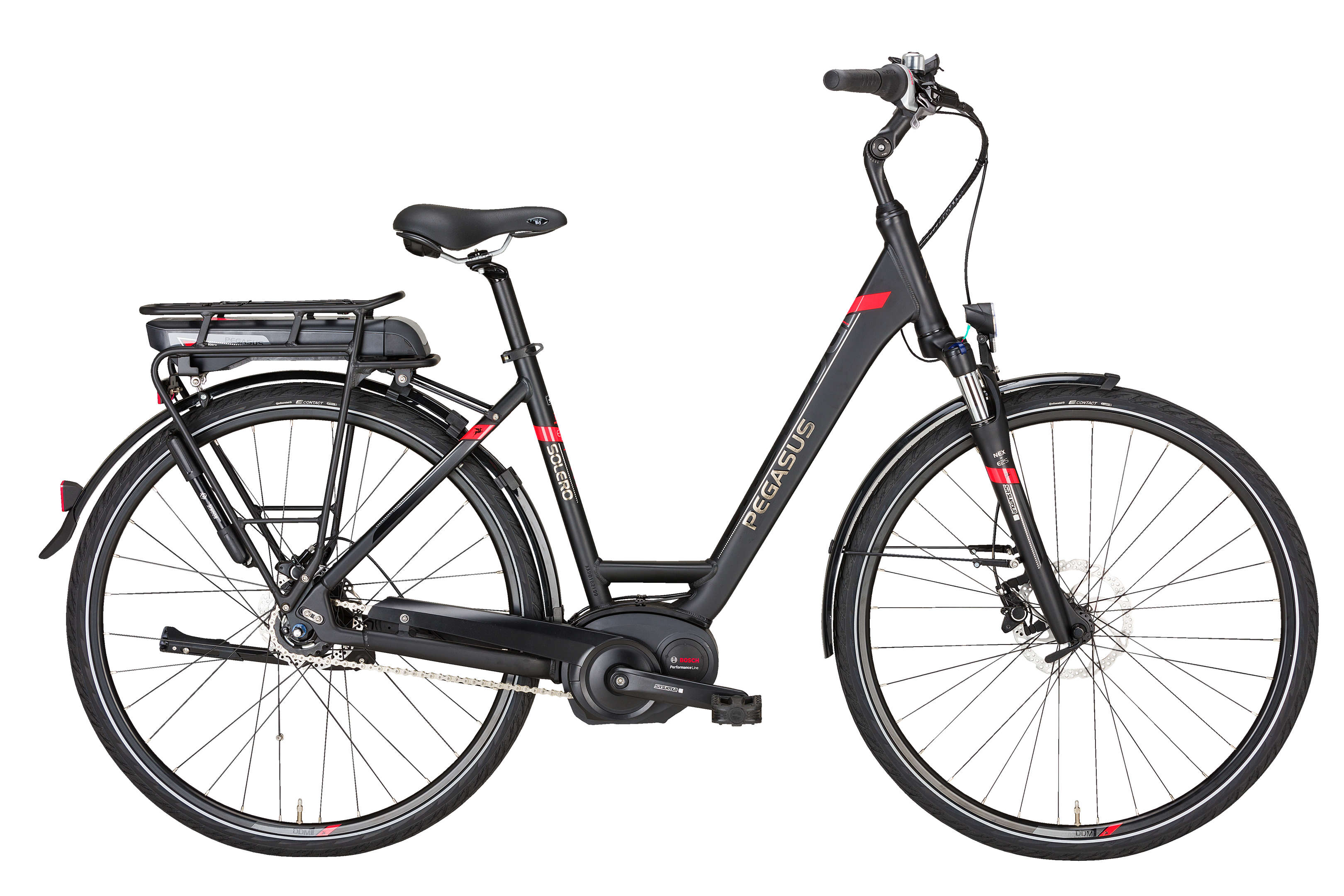 Pegasus E-Bike Solero E8R LT