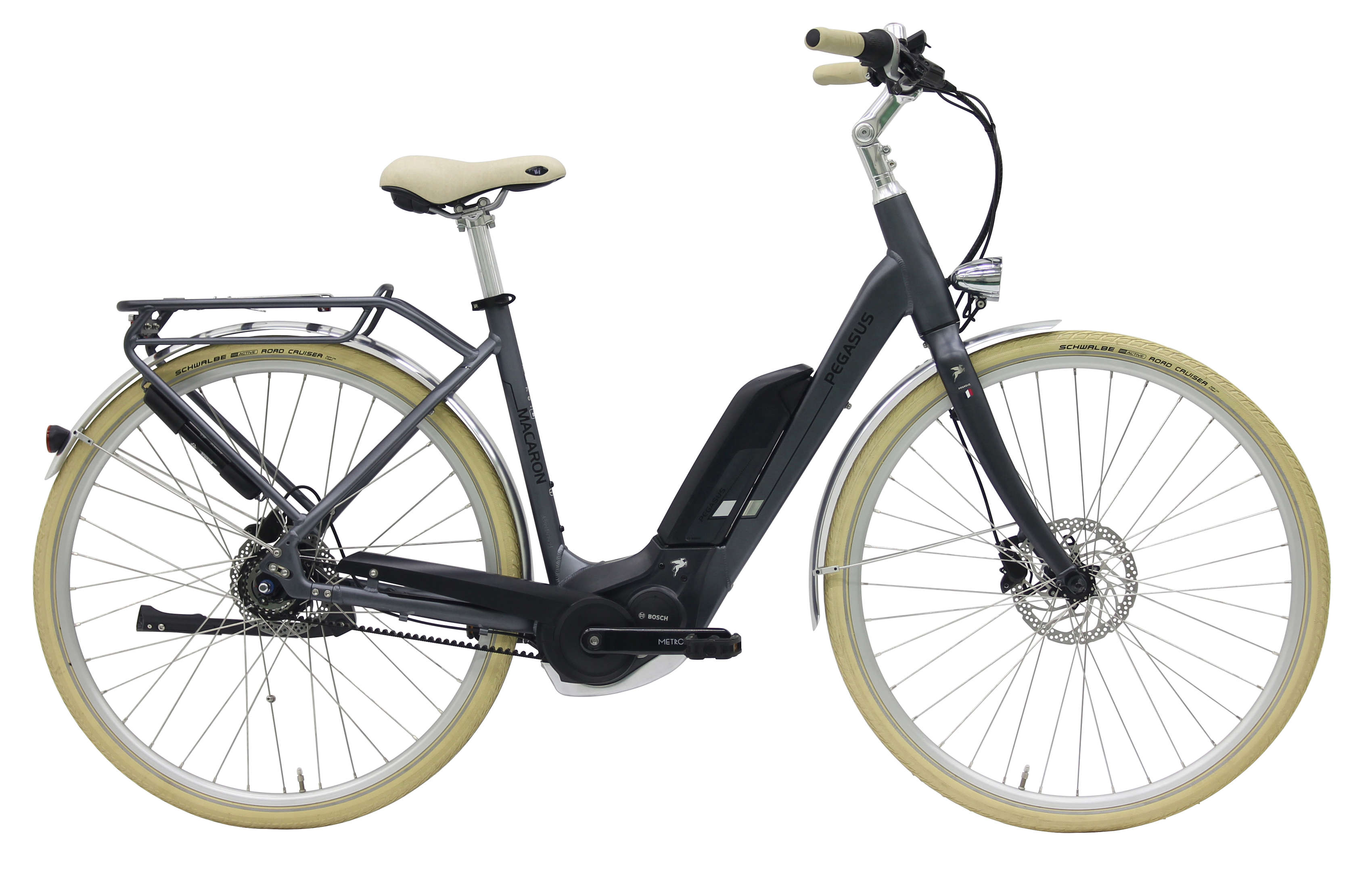 Pegasus E-Bike Macaron E