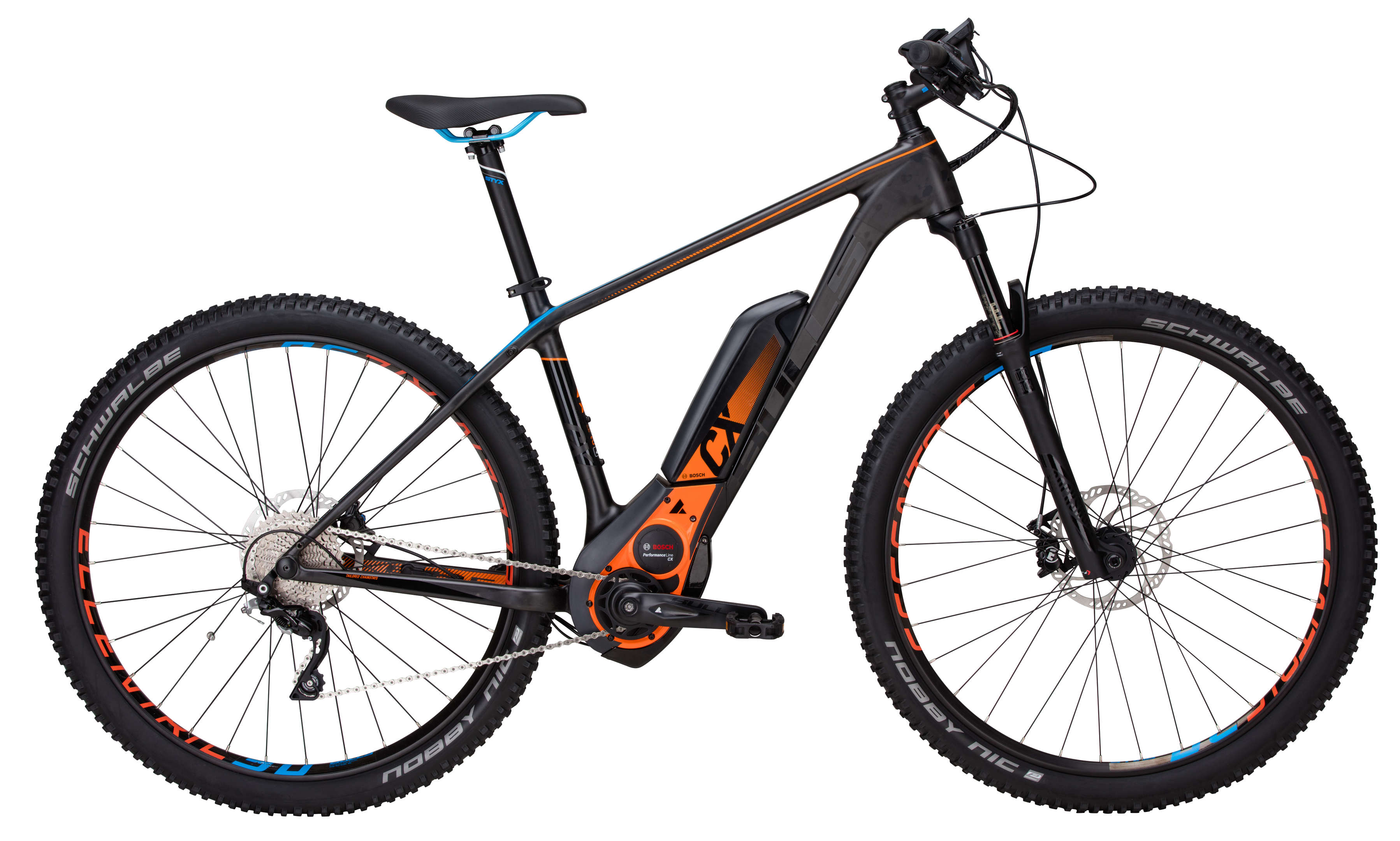 BULLS E-Bike Black Adder 29 E