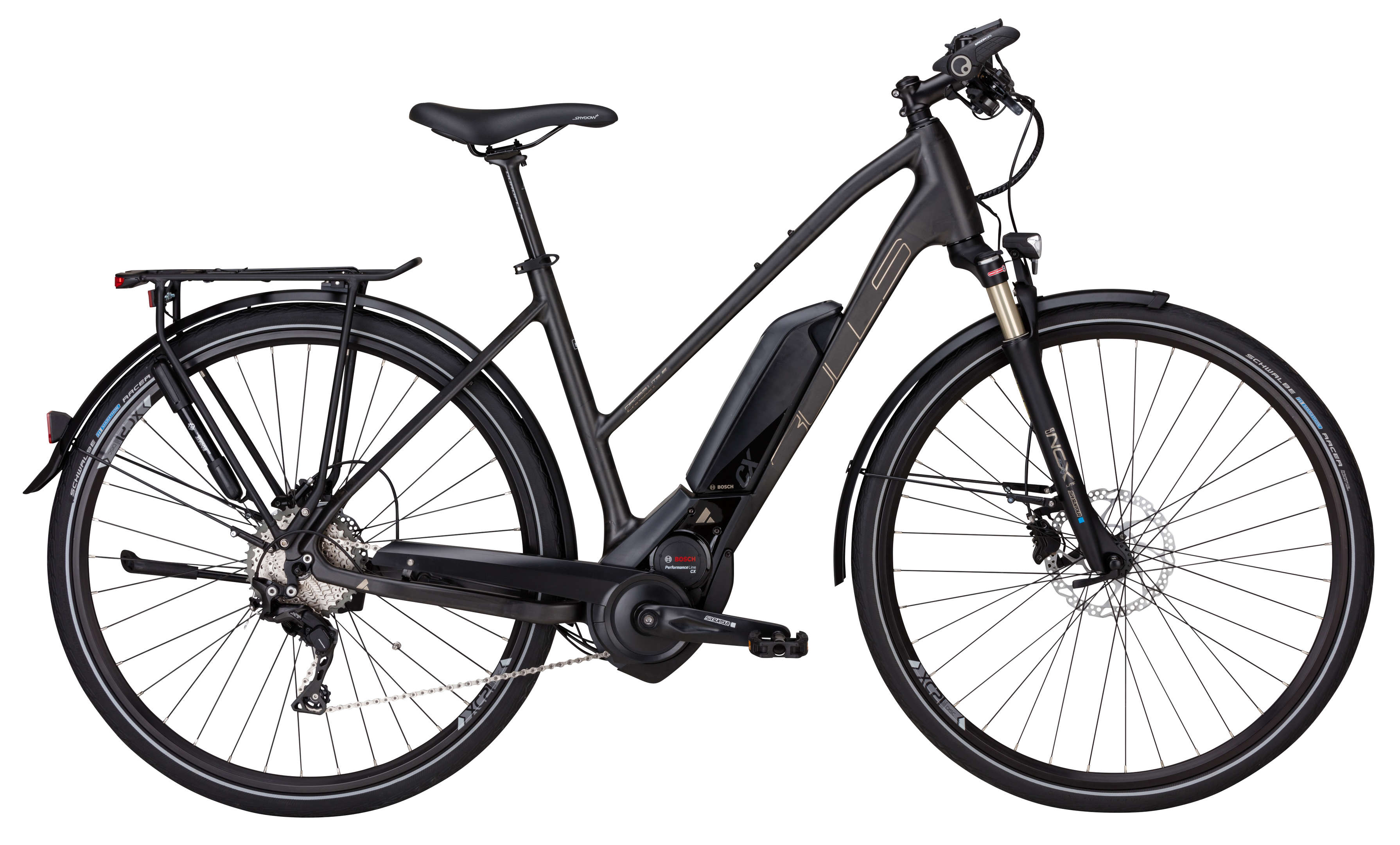 BULLS E-Bike Cross Lite E Carbon