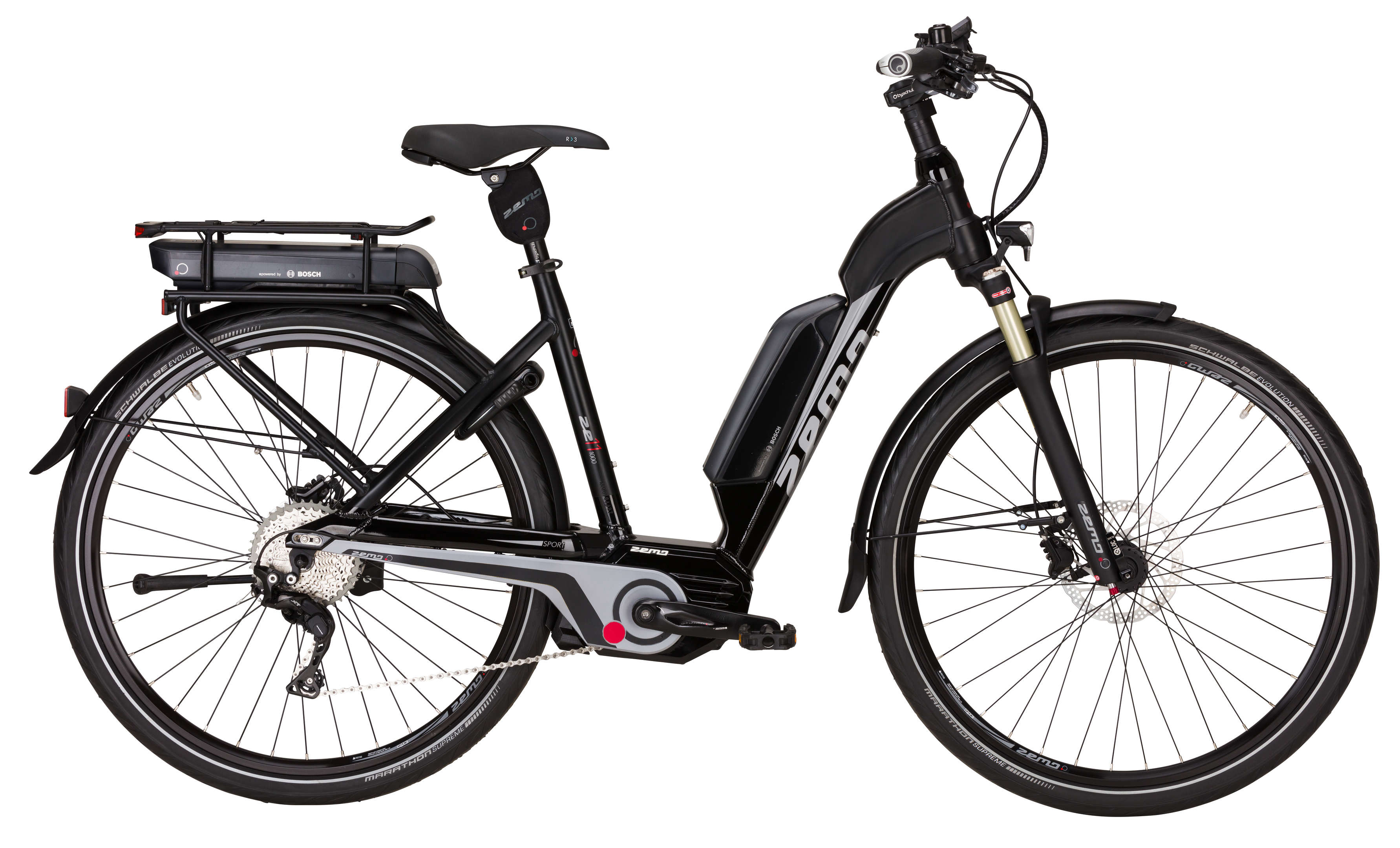 ZEMO E-Bike ZE-11 1000