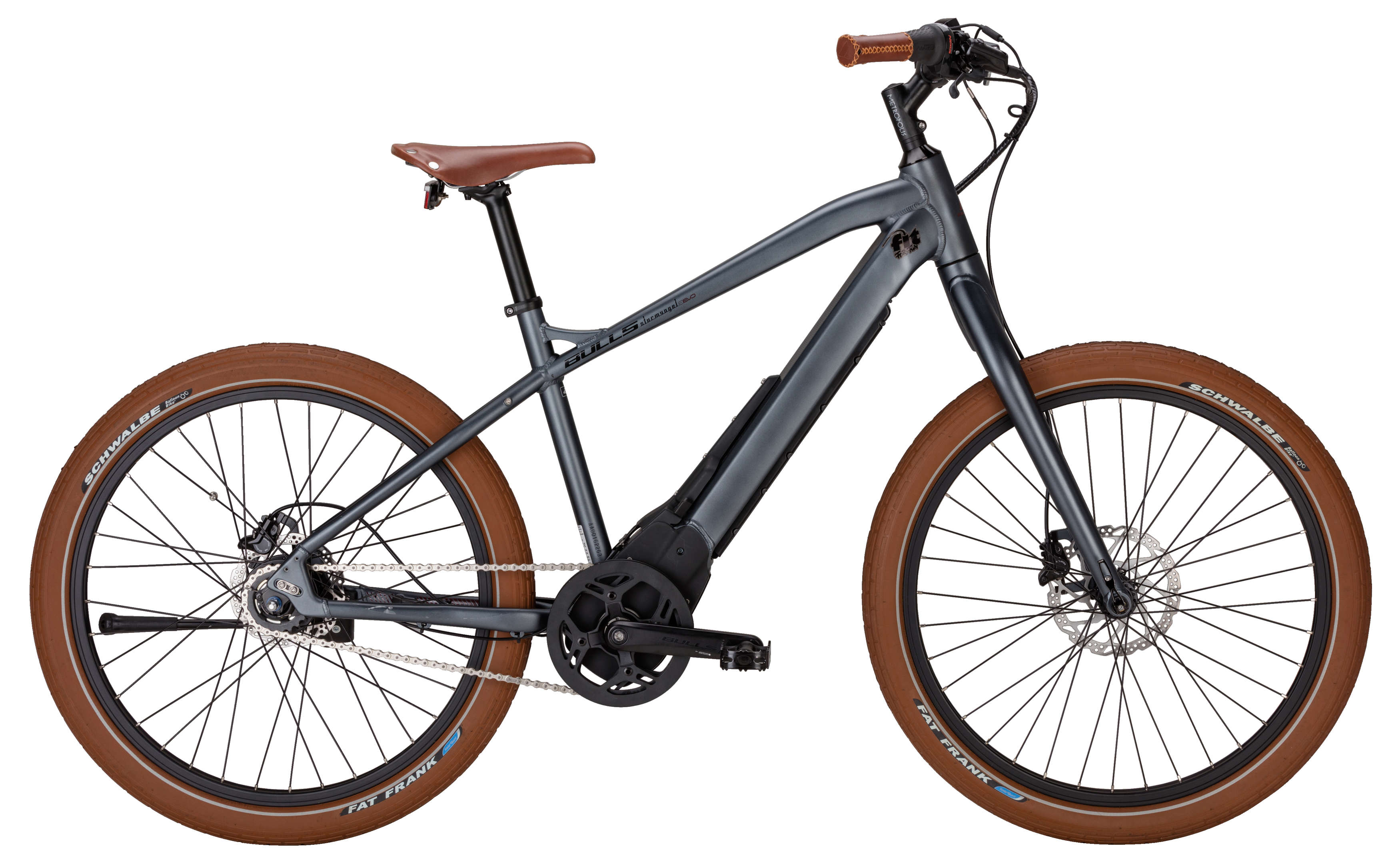 BULLS E-Bike Sturmvogel E EVO