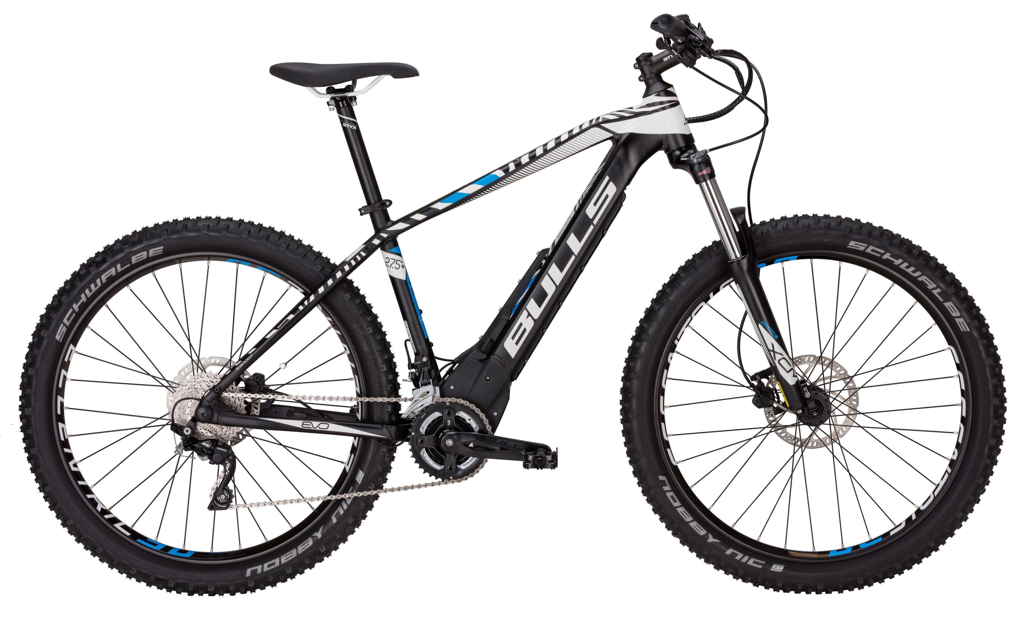 BULLS E-Bike E-Stream EVO 2 27,5+