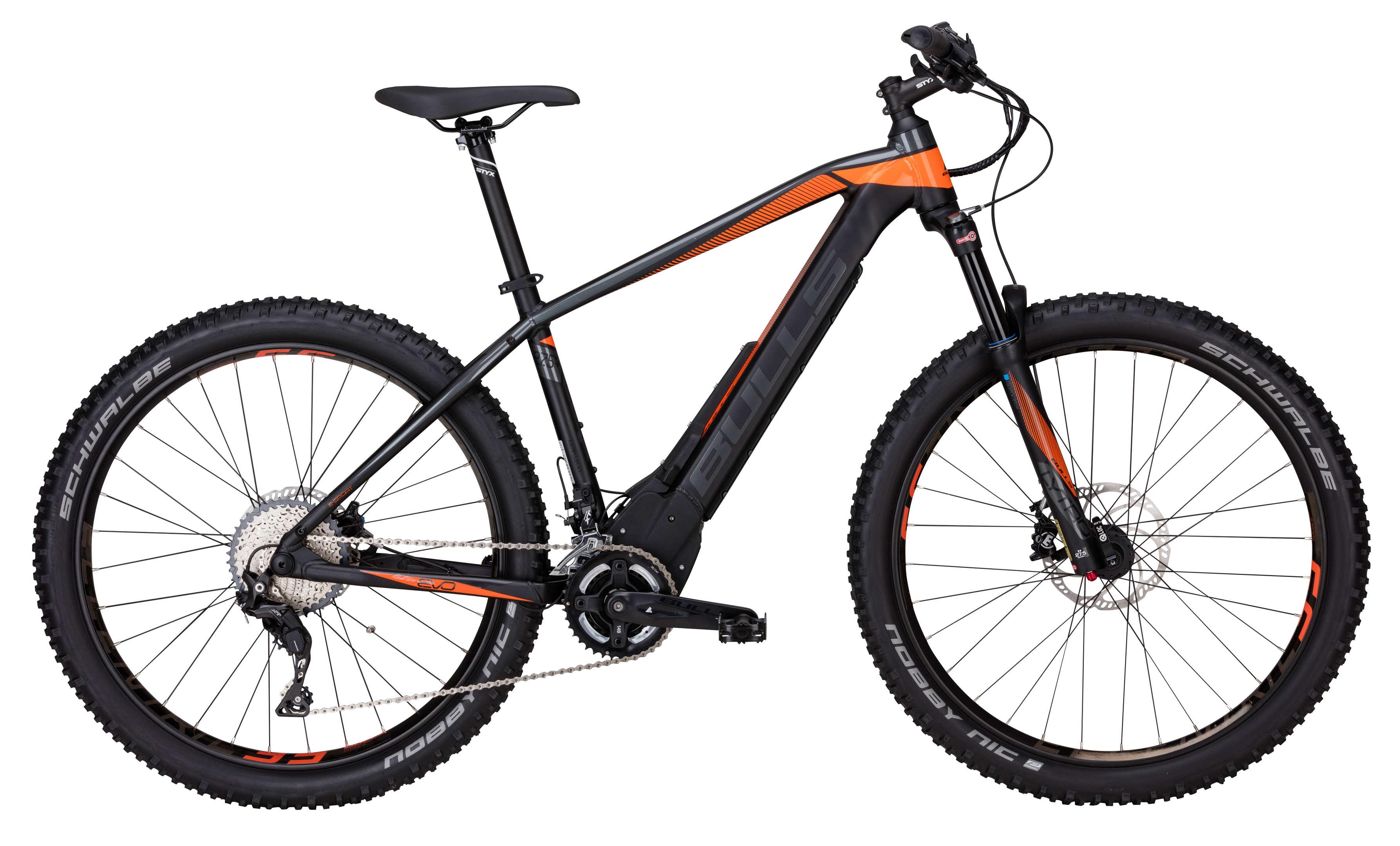 BULLS E-Bike E-Stream EVO 3 27,5+