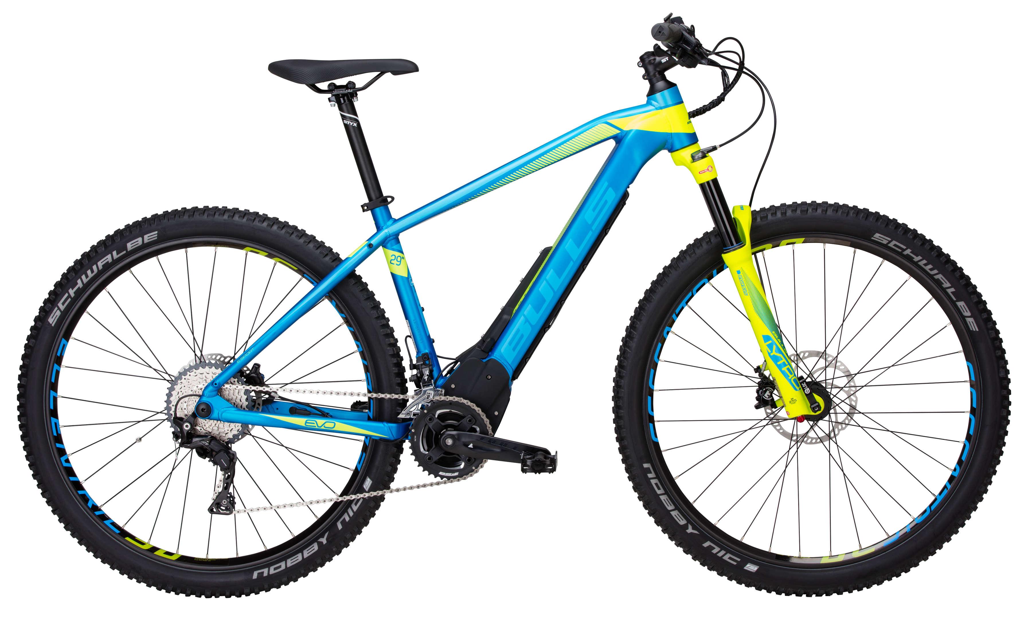 BULLS E-Bike E-Stream EVO 3 29