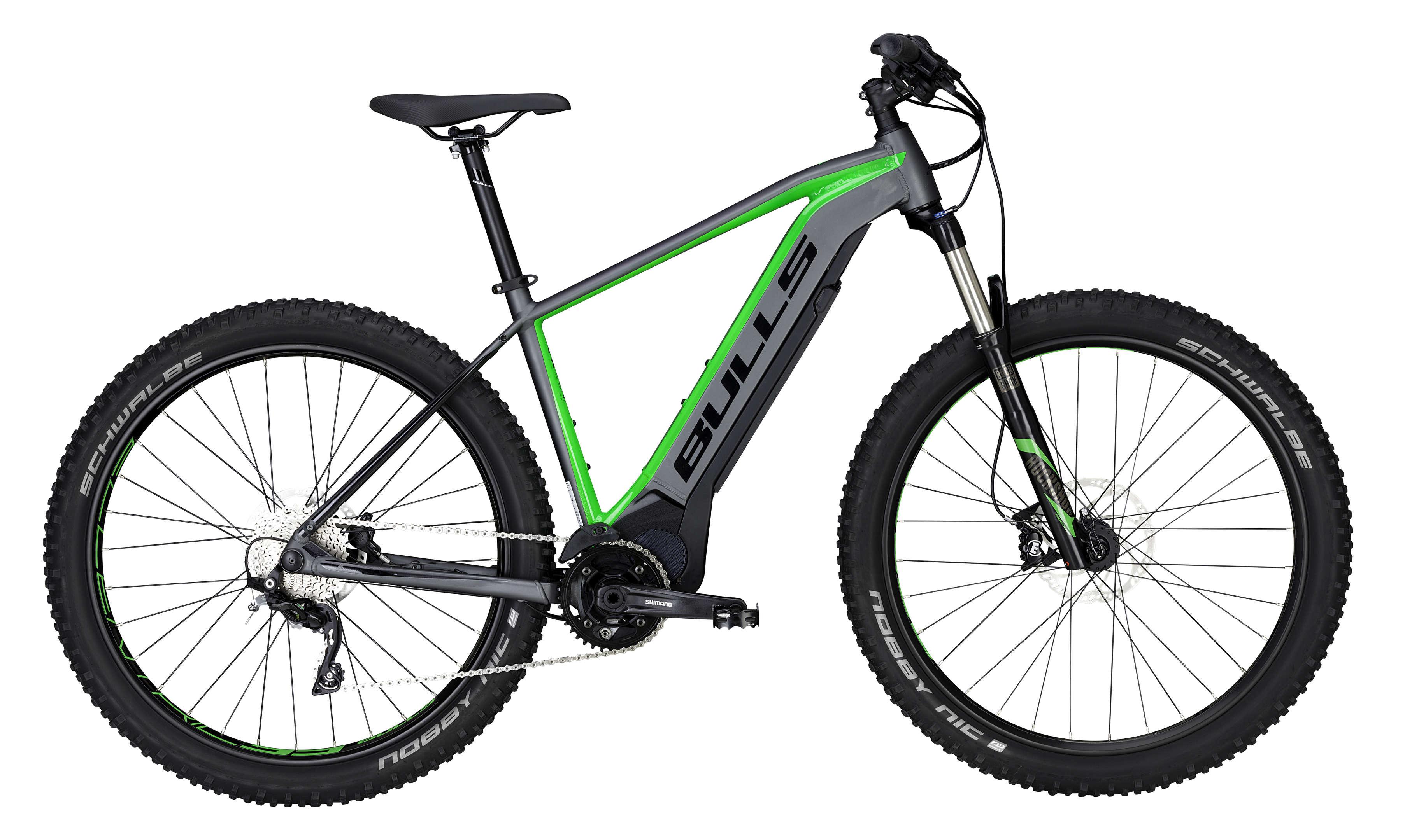 BULLS E-Bike E-Core 2 27,5+