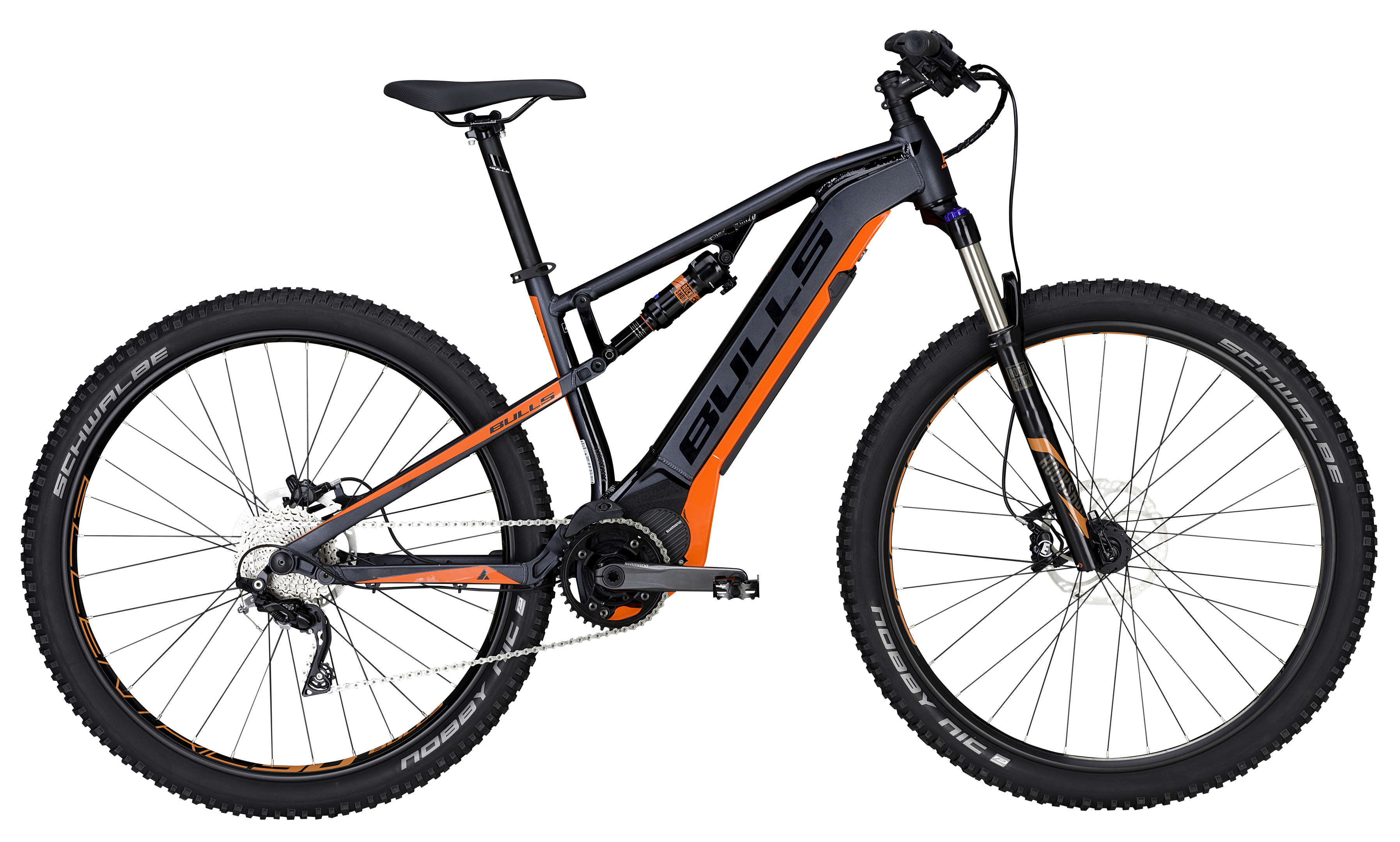 BULLS E-Bike E-Core 2 FS 29