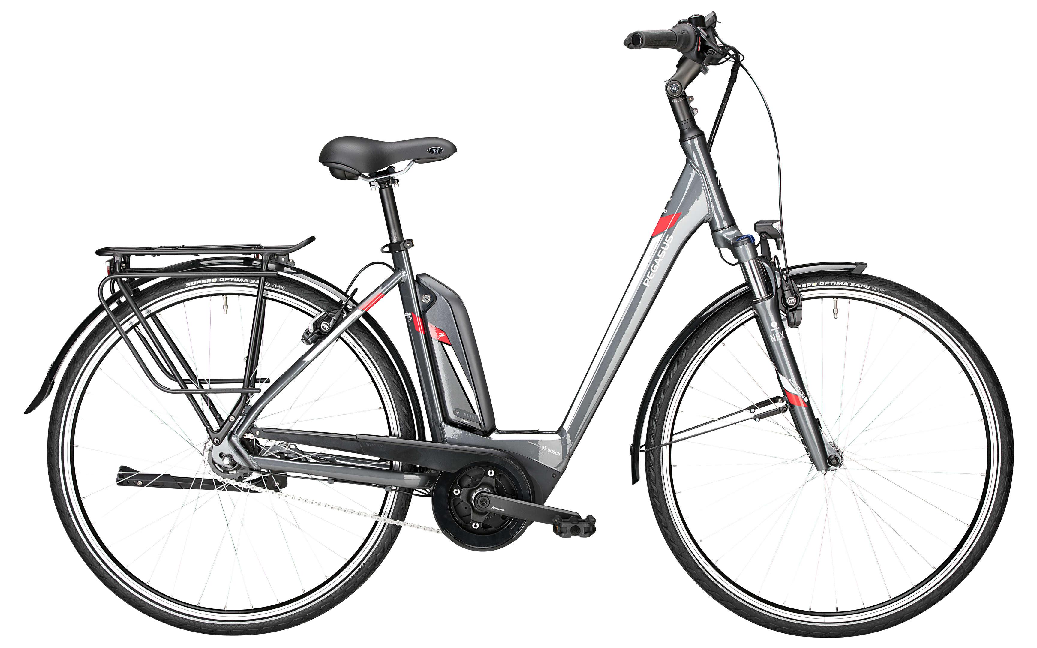 Pegasus E-Bike Premio E8R Comfort