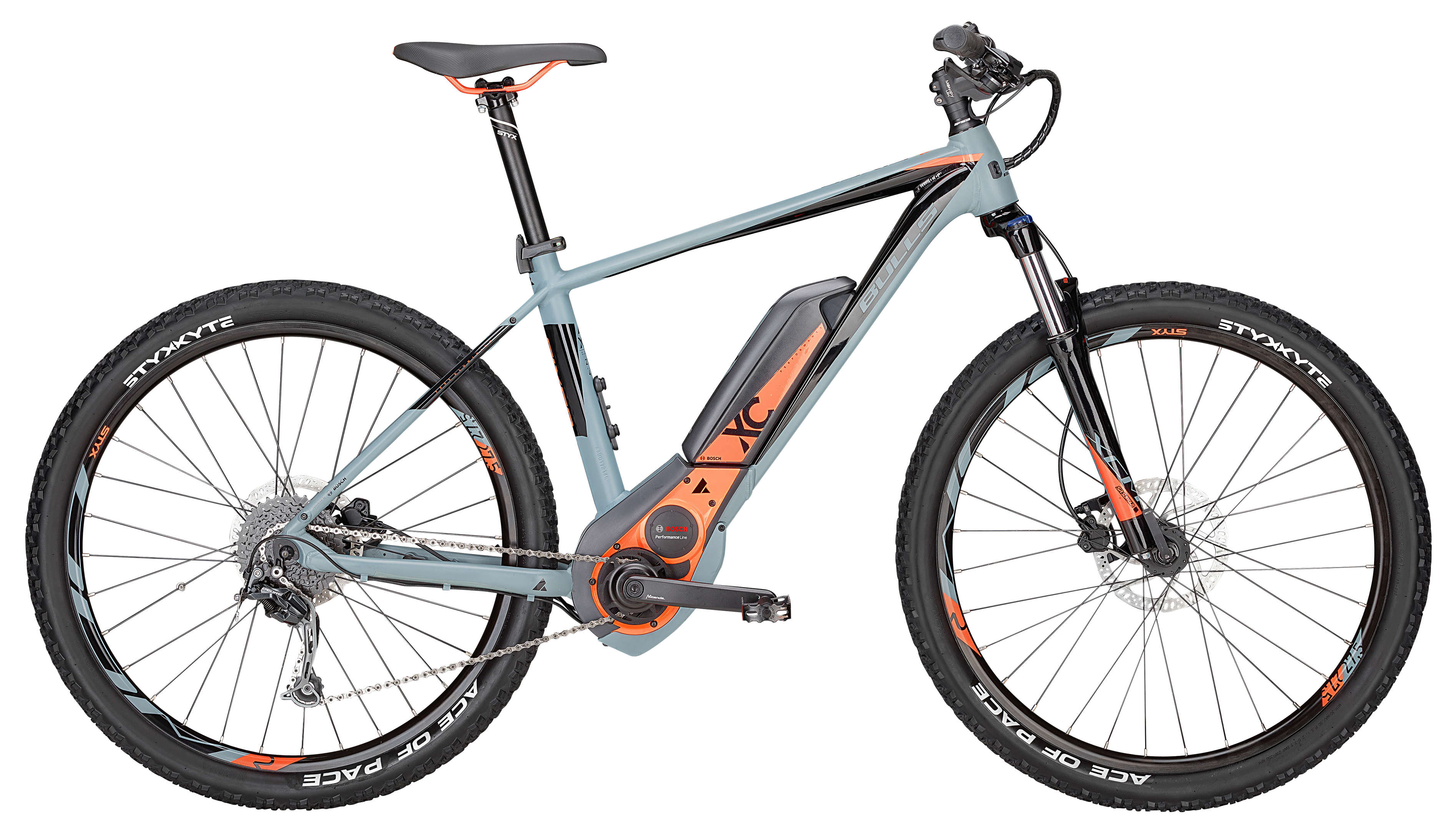BULLS E-Bike SIX50 E1