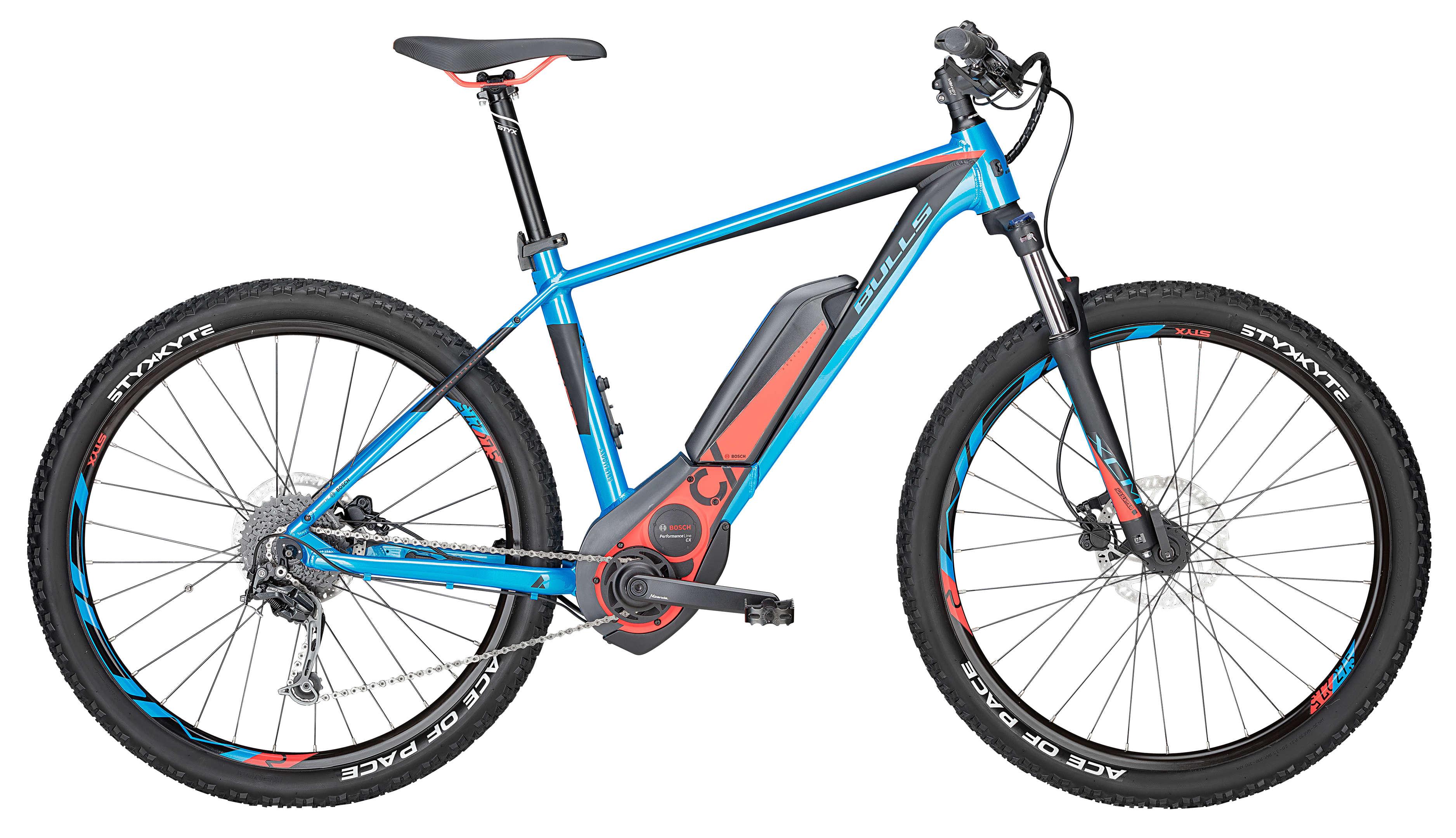BULLS E-Bike SIX50 E1 CX