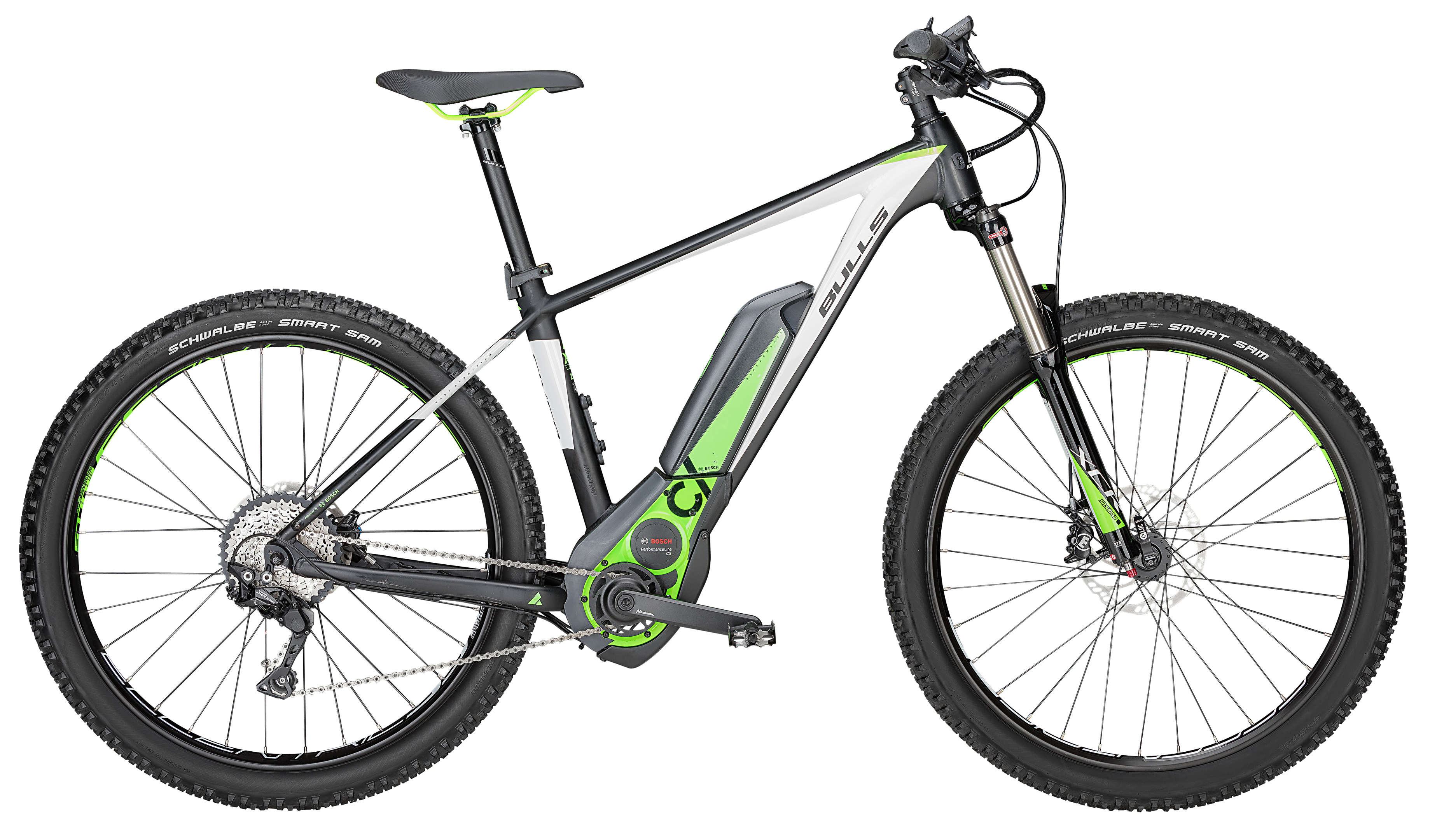 BULLS E-Bike SIX50 E2