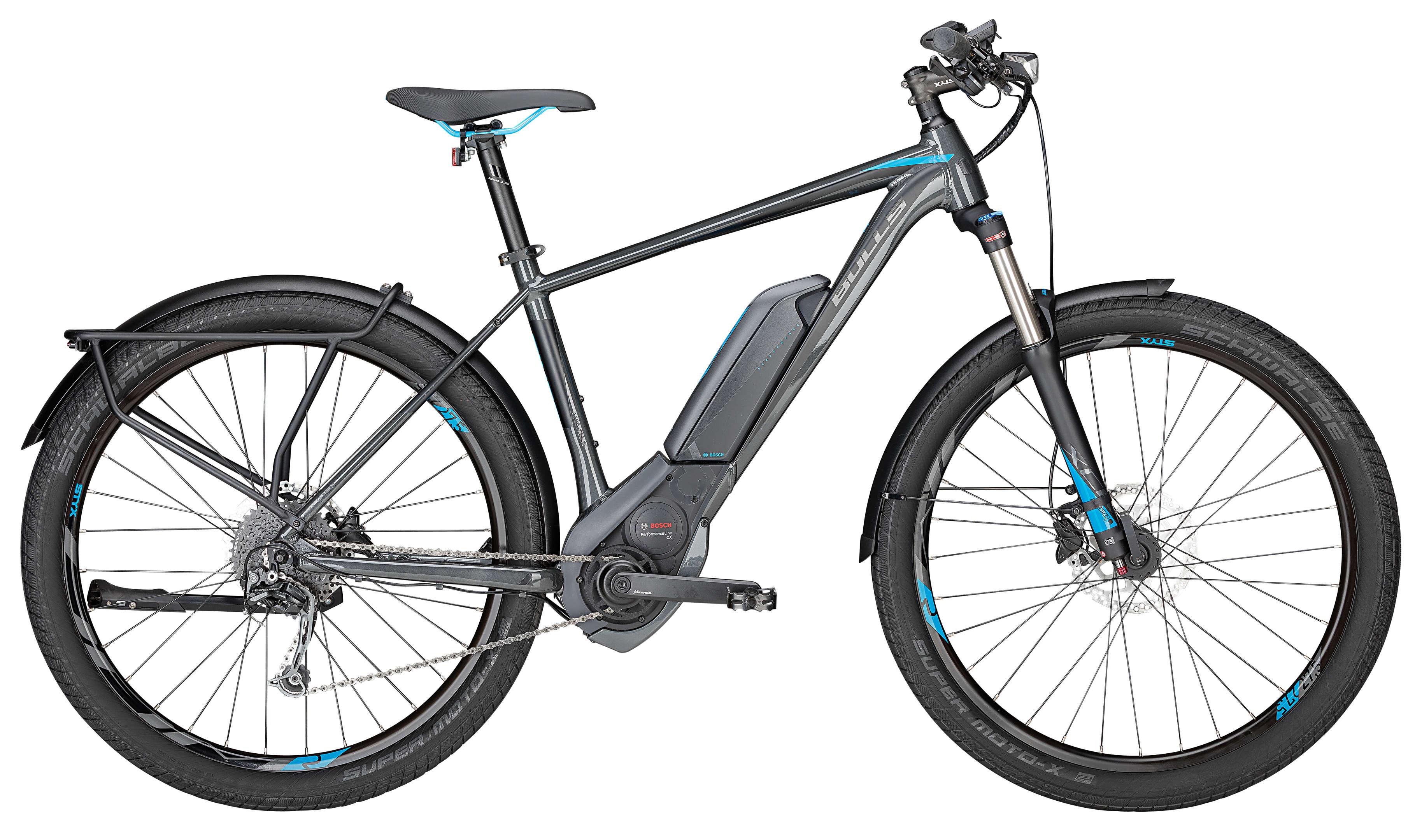 BULLS E-Bike SIX50 E2 Street