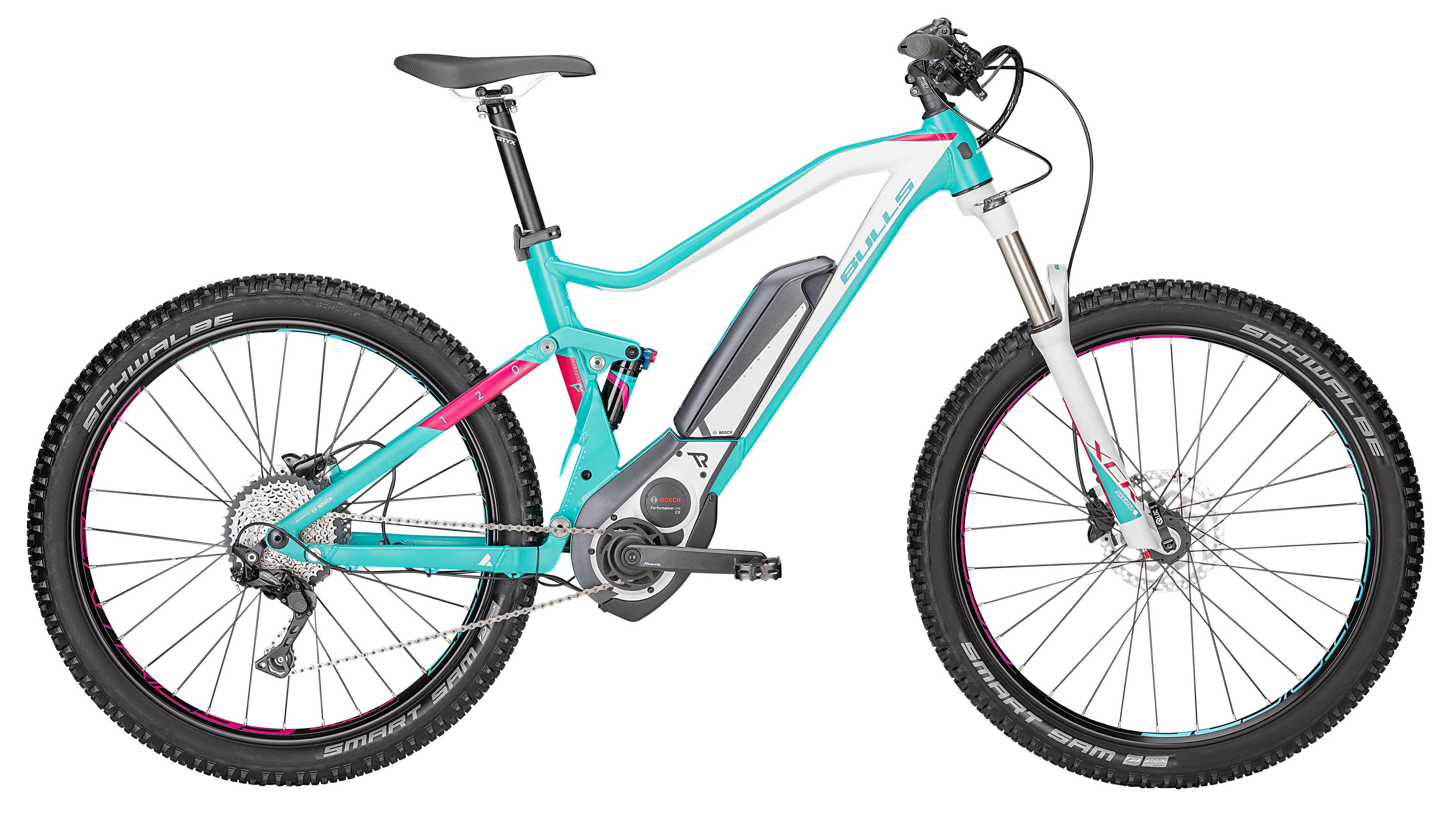 BULLS E-Bike Aminga TR 1