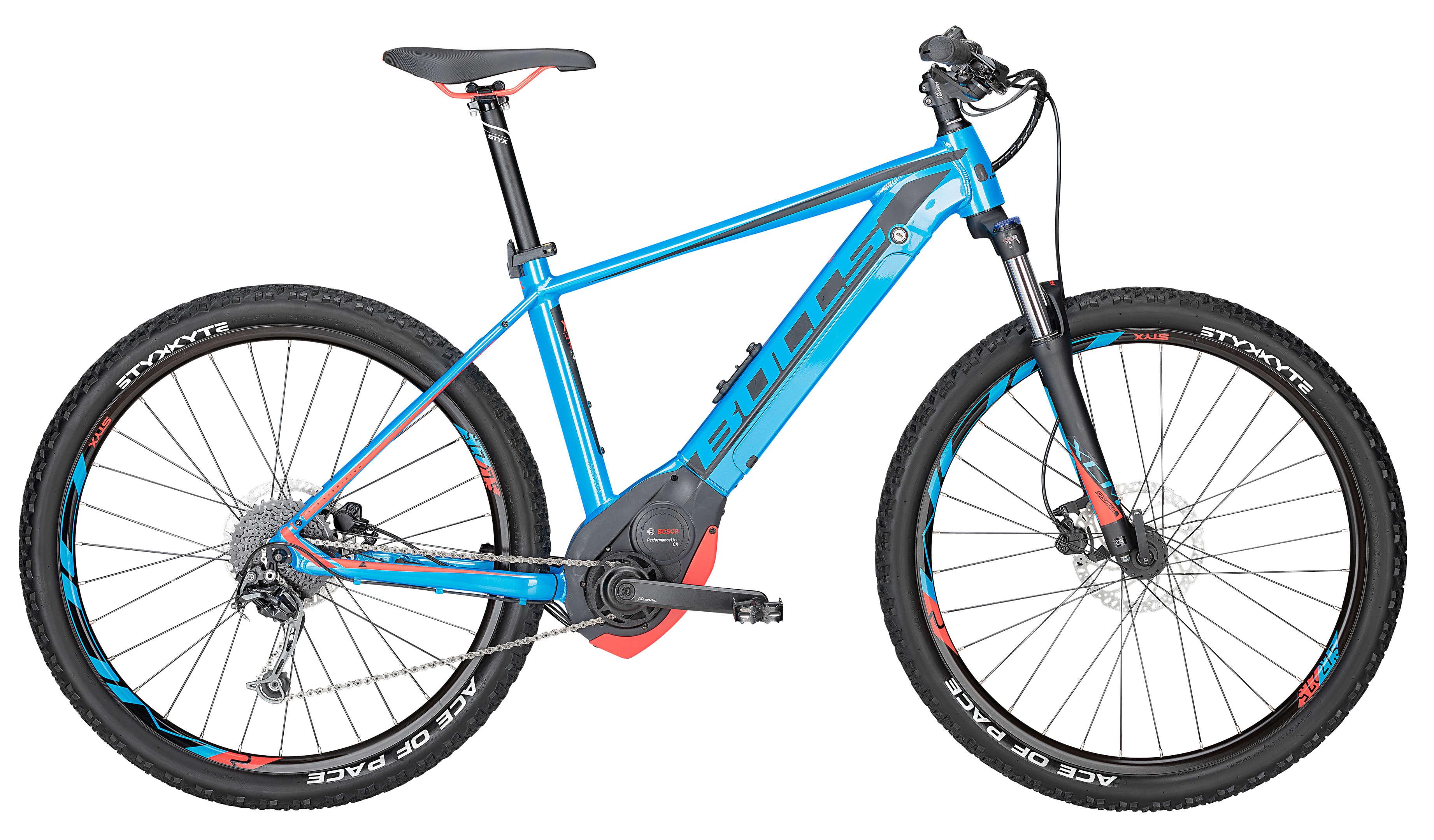 BULLS E-Bike Six50 Evo 1 CX