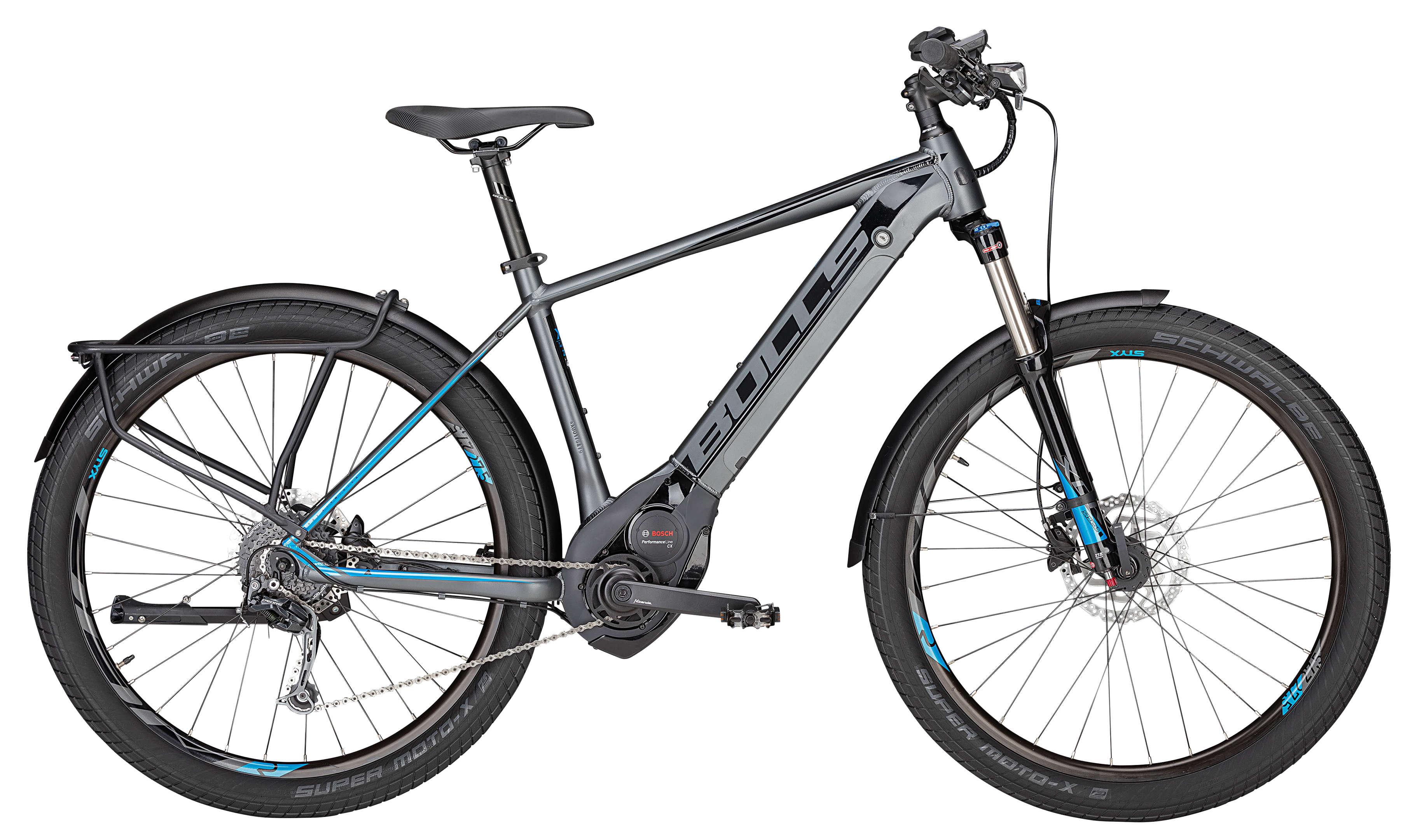 BULLS E-Bike Six50 Evo Street