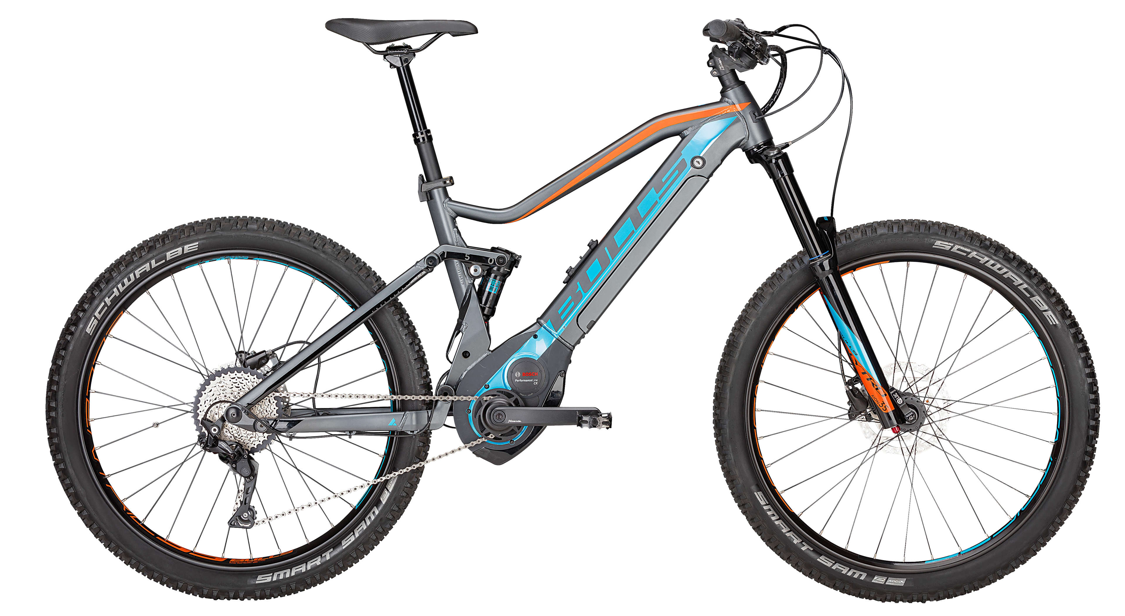 BULLS E-Bike Six50 Evo AM 1