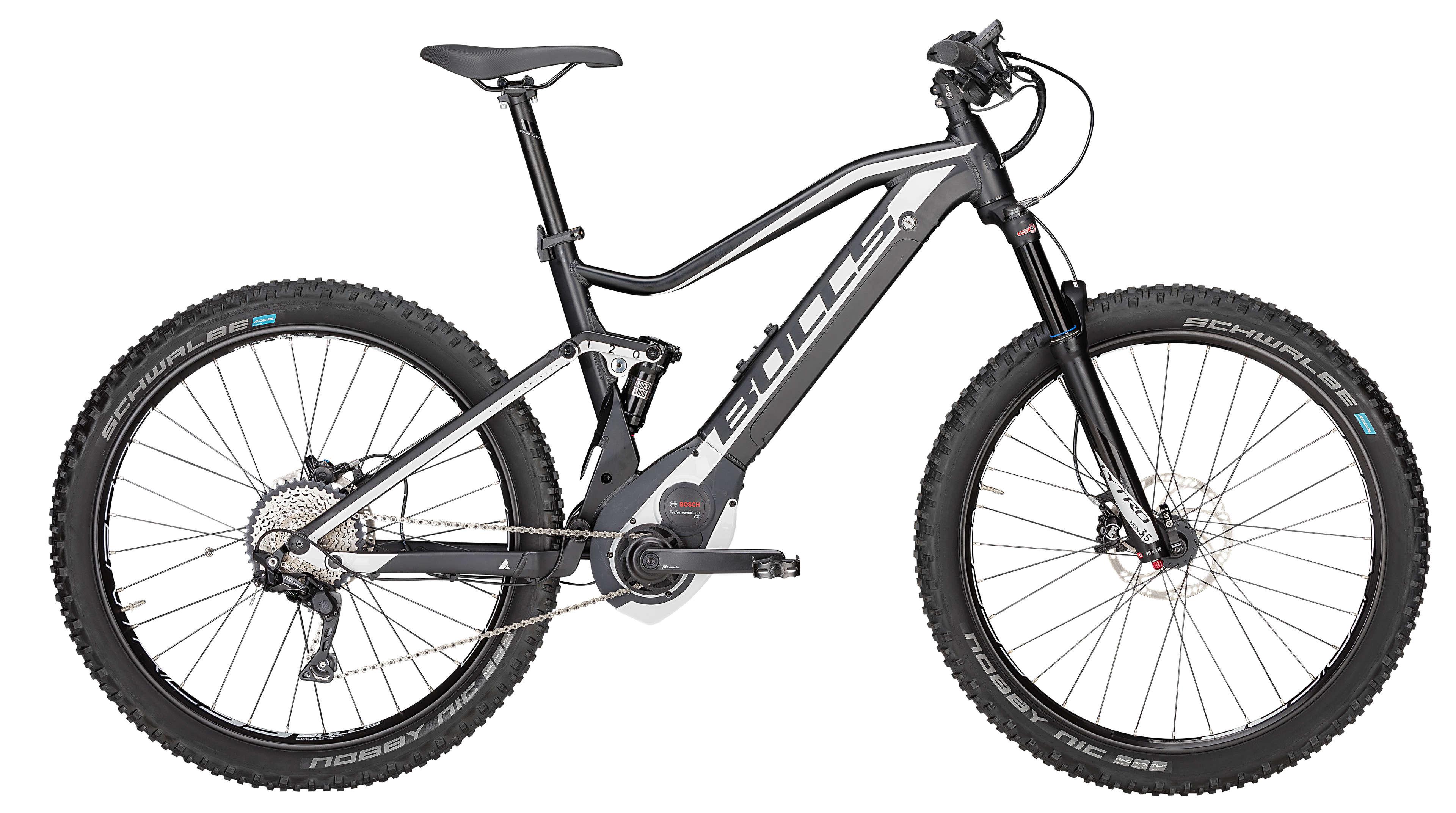 BULLS E-Bike Six50 Evo TR 2