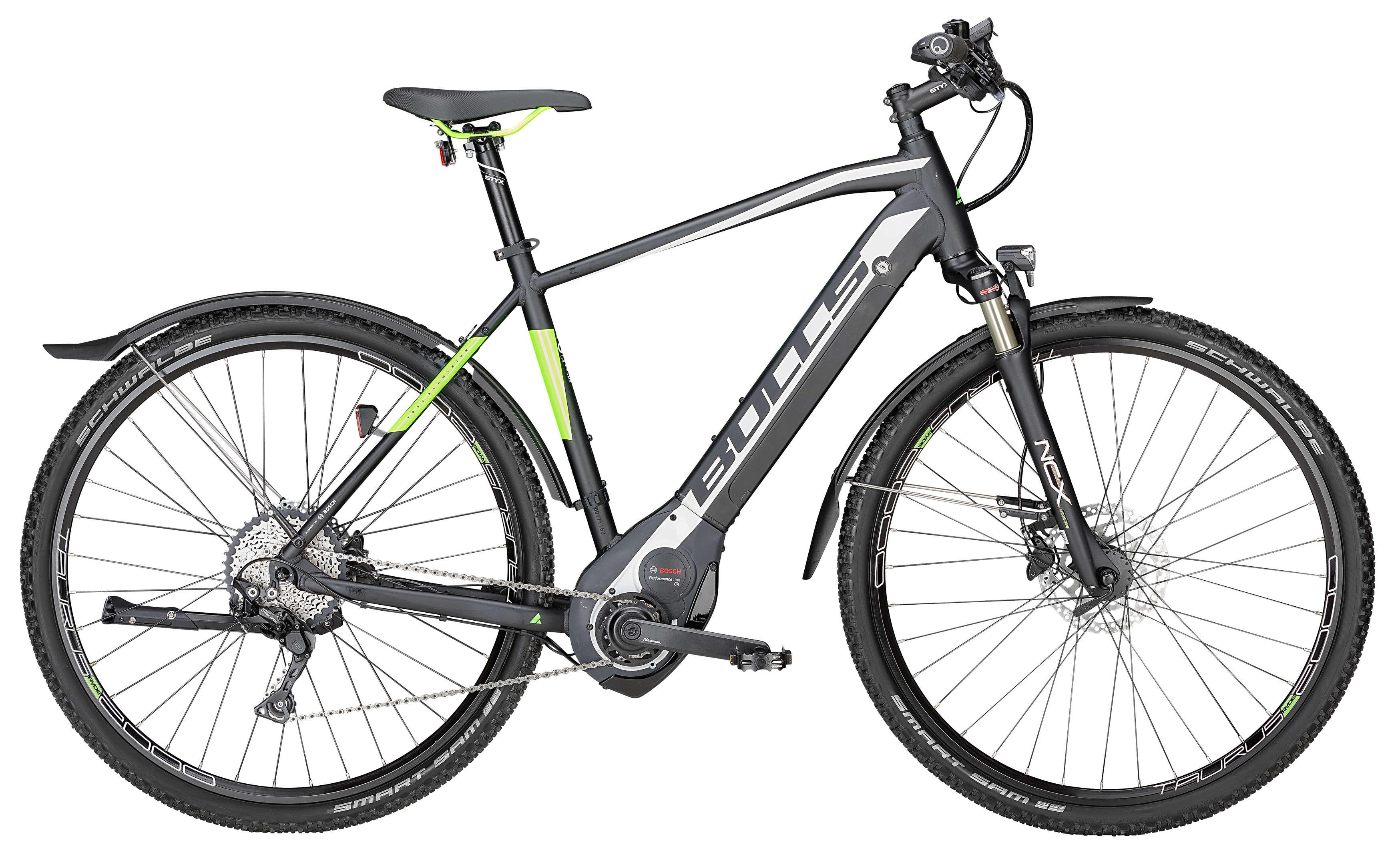 BULLS E-Bike Cross Rider Evo