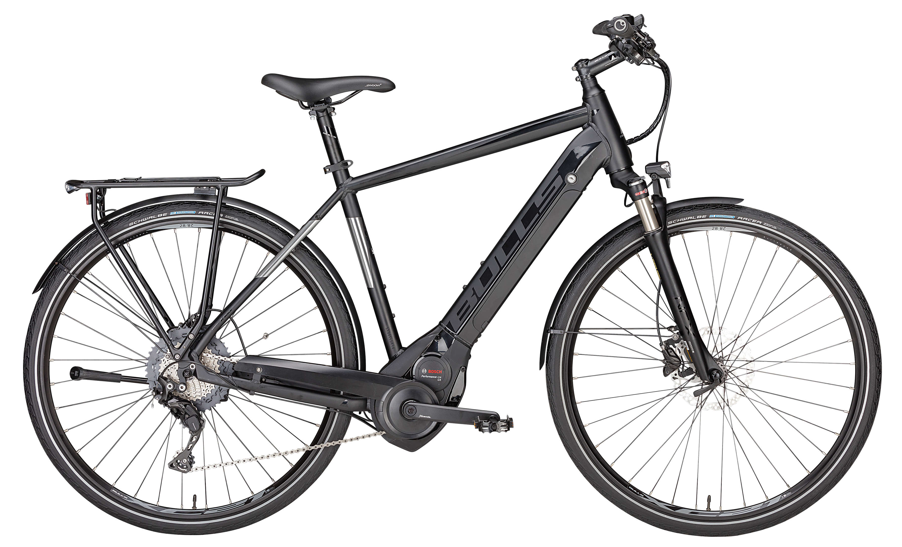 BULLS E-Bike Cross Lite Evo