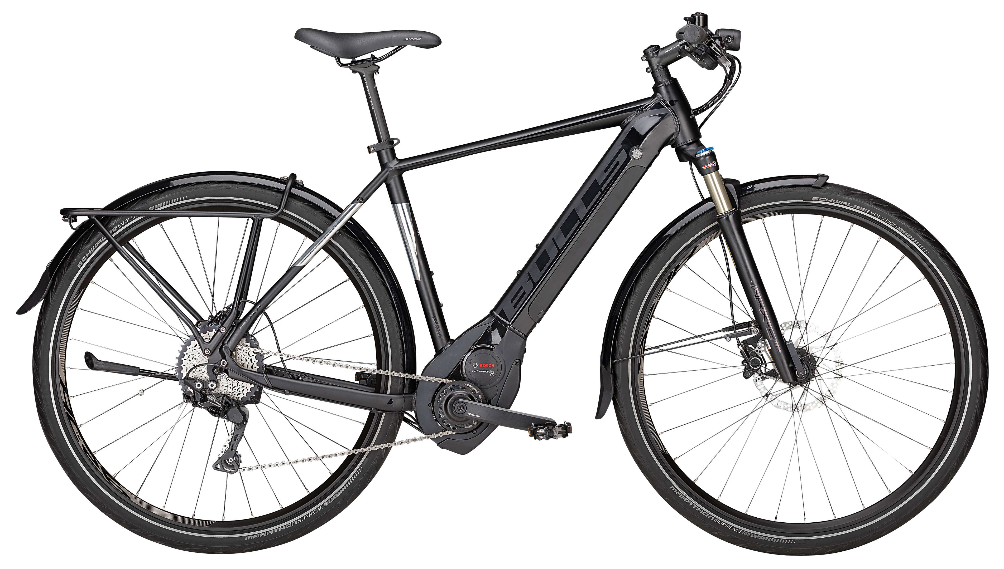 BULLS E-Bike Urban Evo