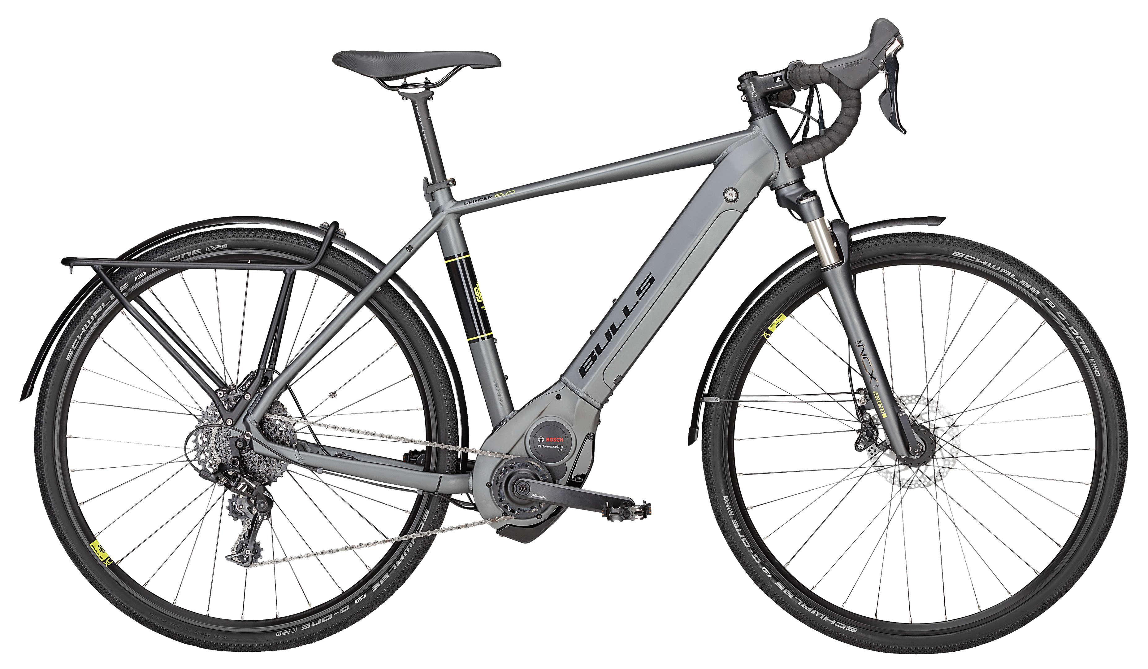 BULLS E-Bike Grinder Evo