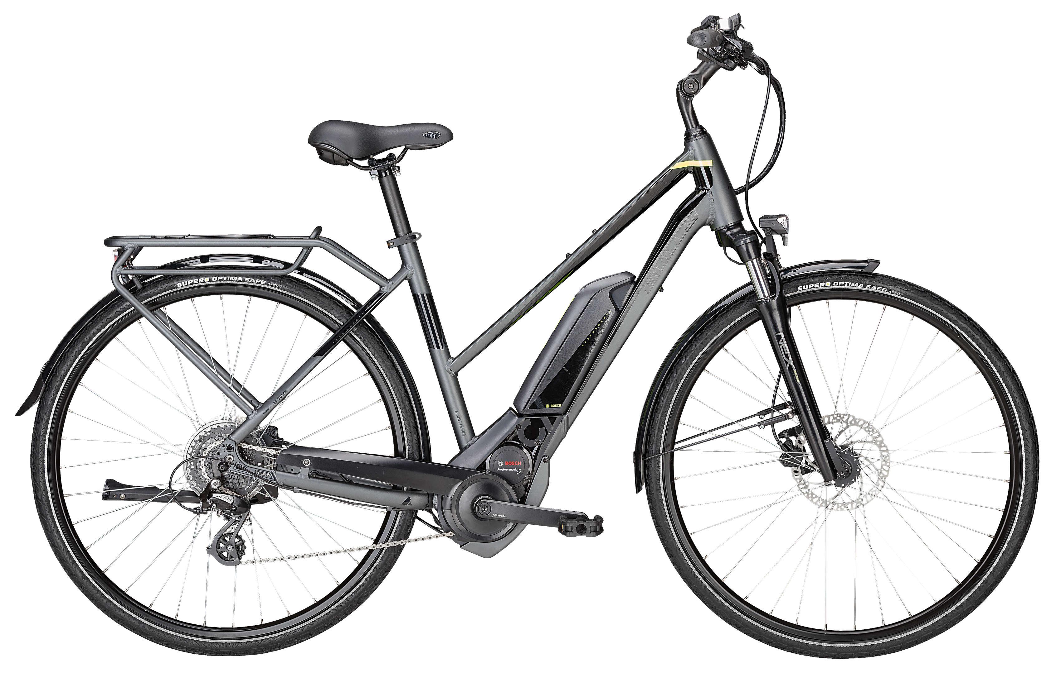 BULLS E-Bike Cross Mover E1