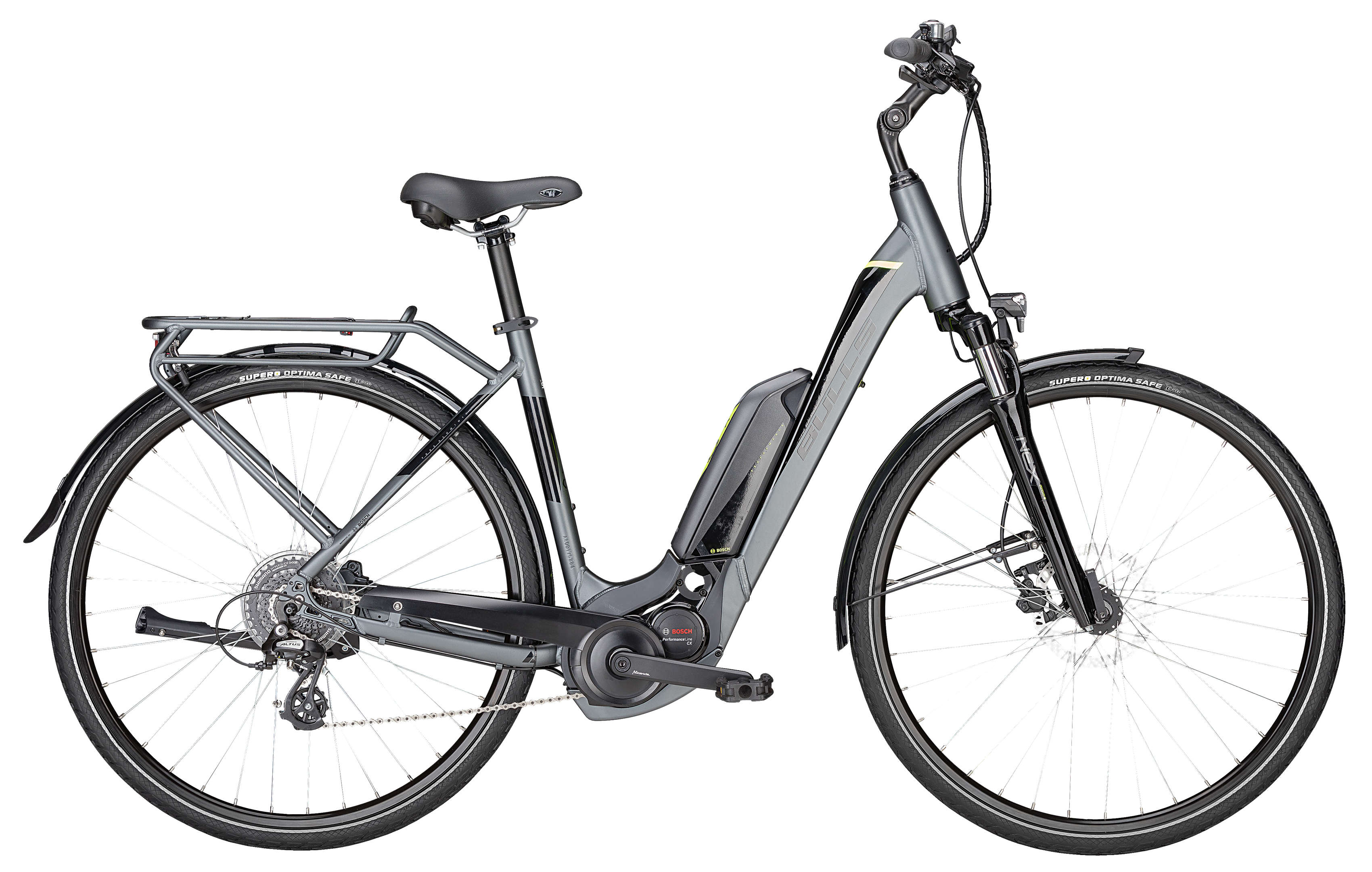 BULLS E-Bike Cross Mover E1