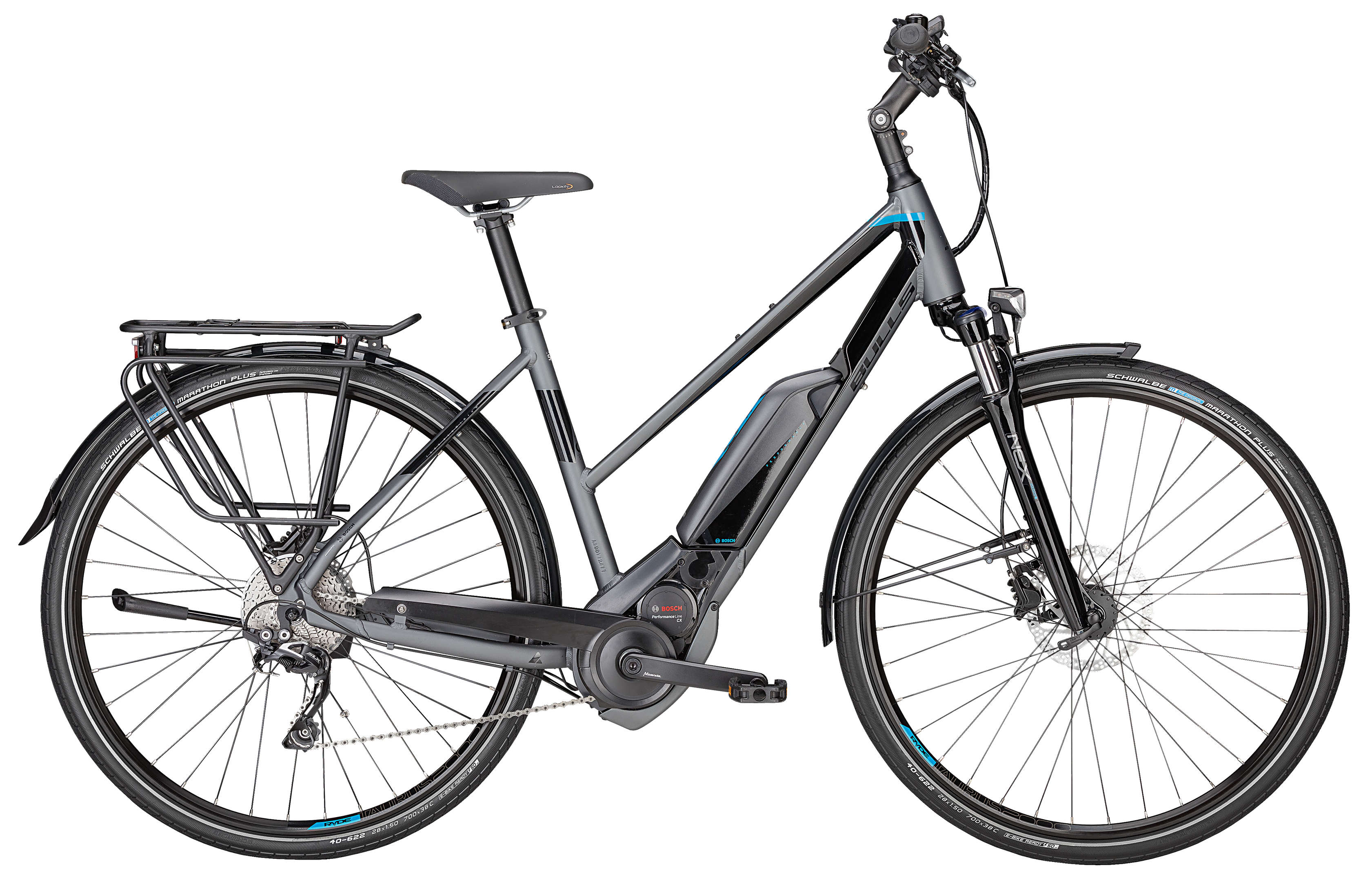 BULLS E-Bike Cross Mover E2
