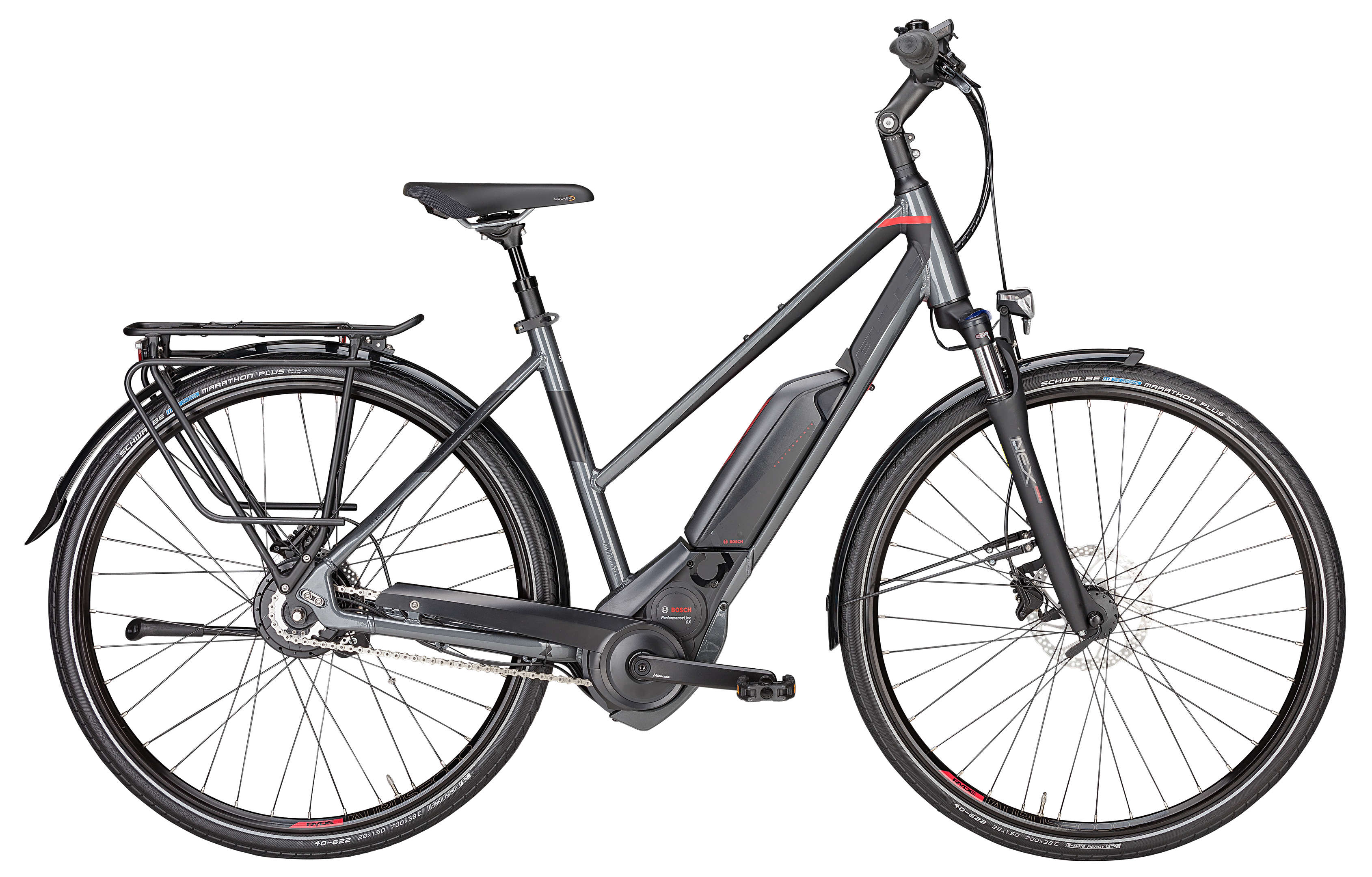 BULLS E-Bike Cross Mover Nu-E
