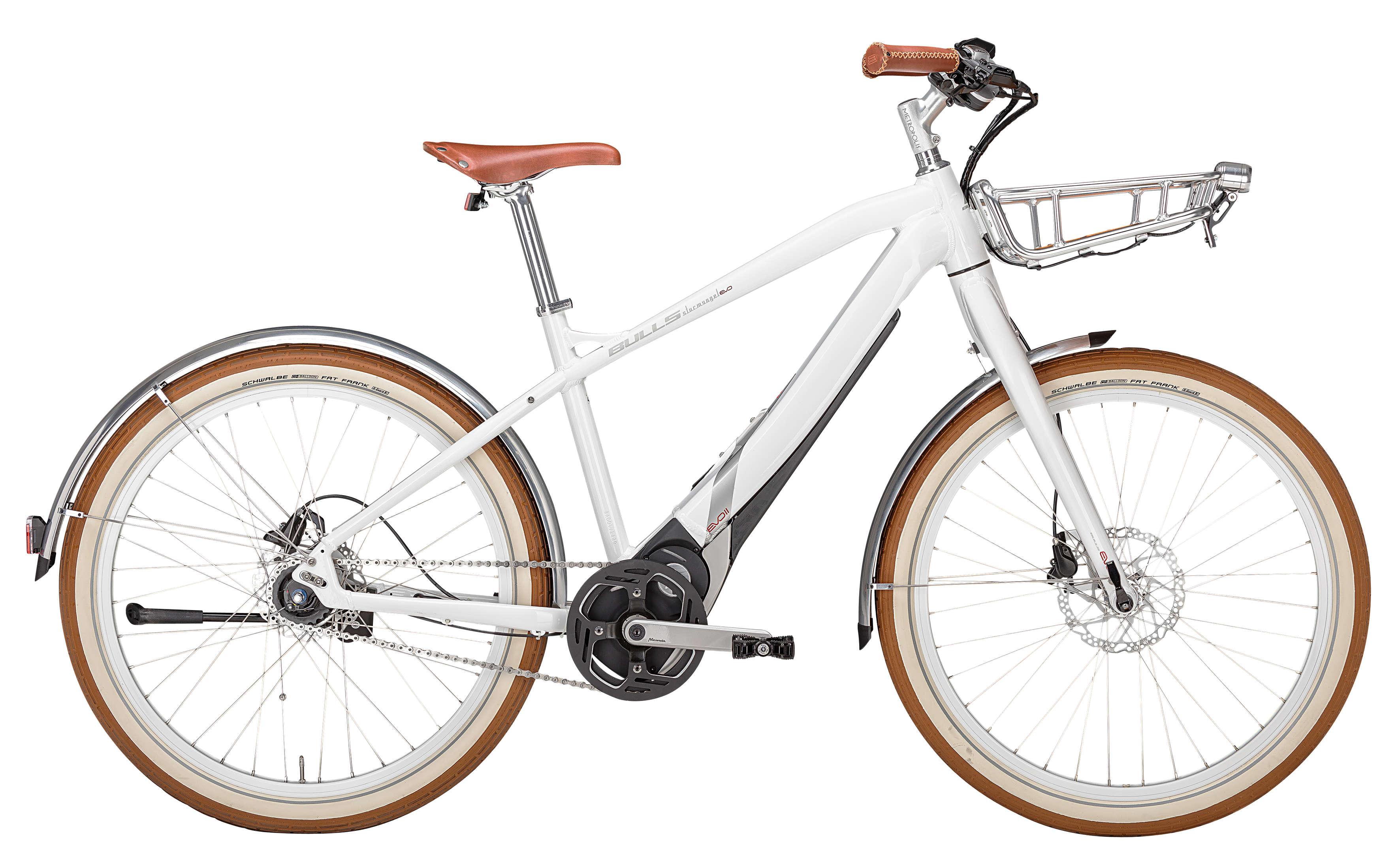 BULLS E-Bike Sturmvogel EVO Street
