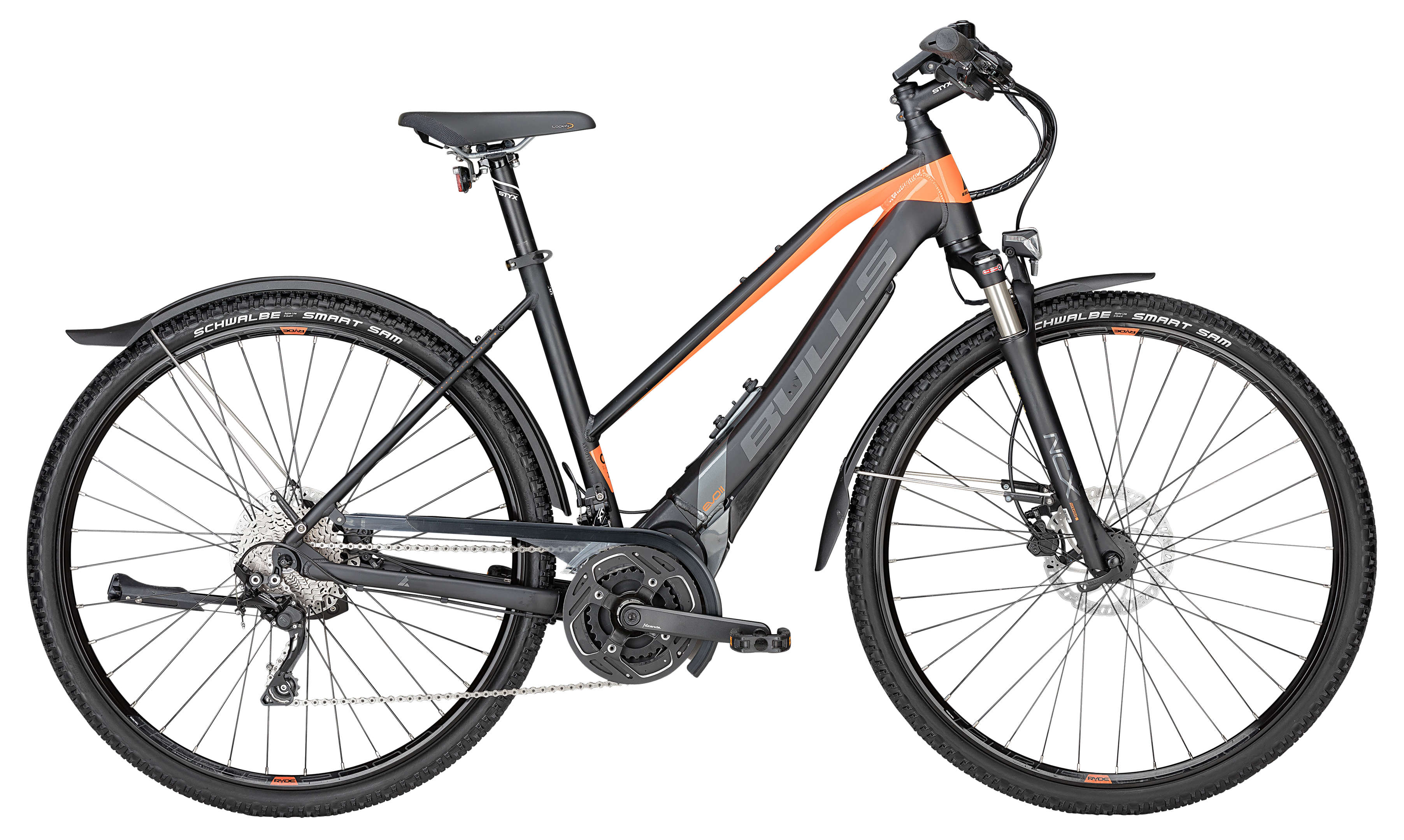 BULLS E-Bike Lacuba EVO Cross