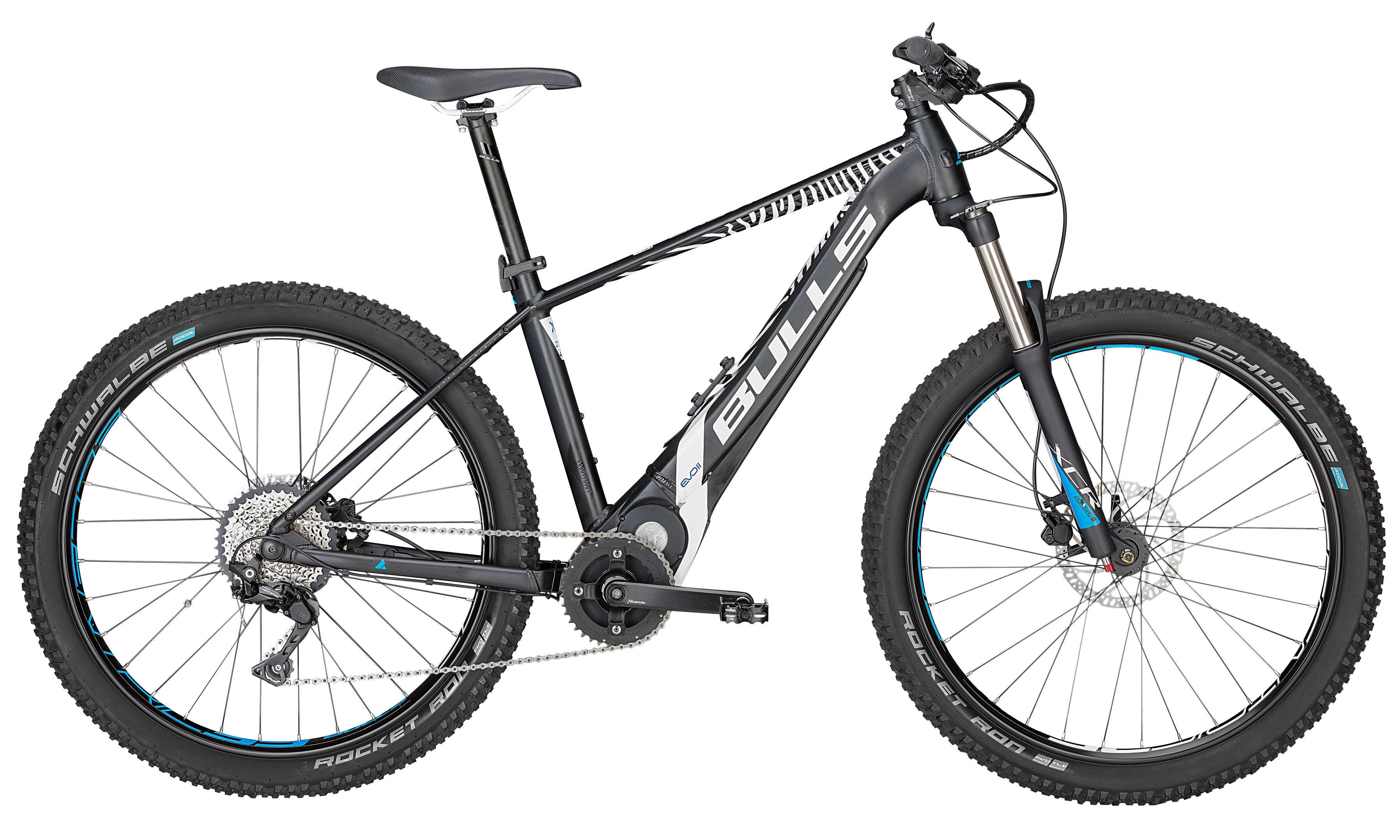 BULLS E-Bike E-Stream EVO 2 27,5+ GPS