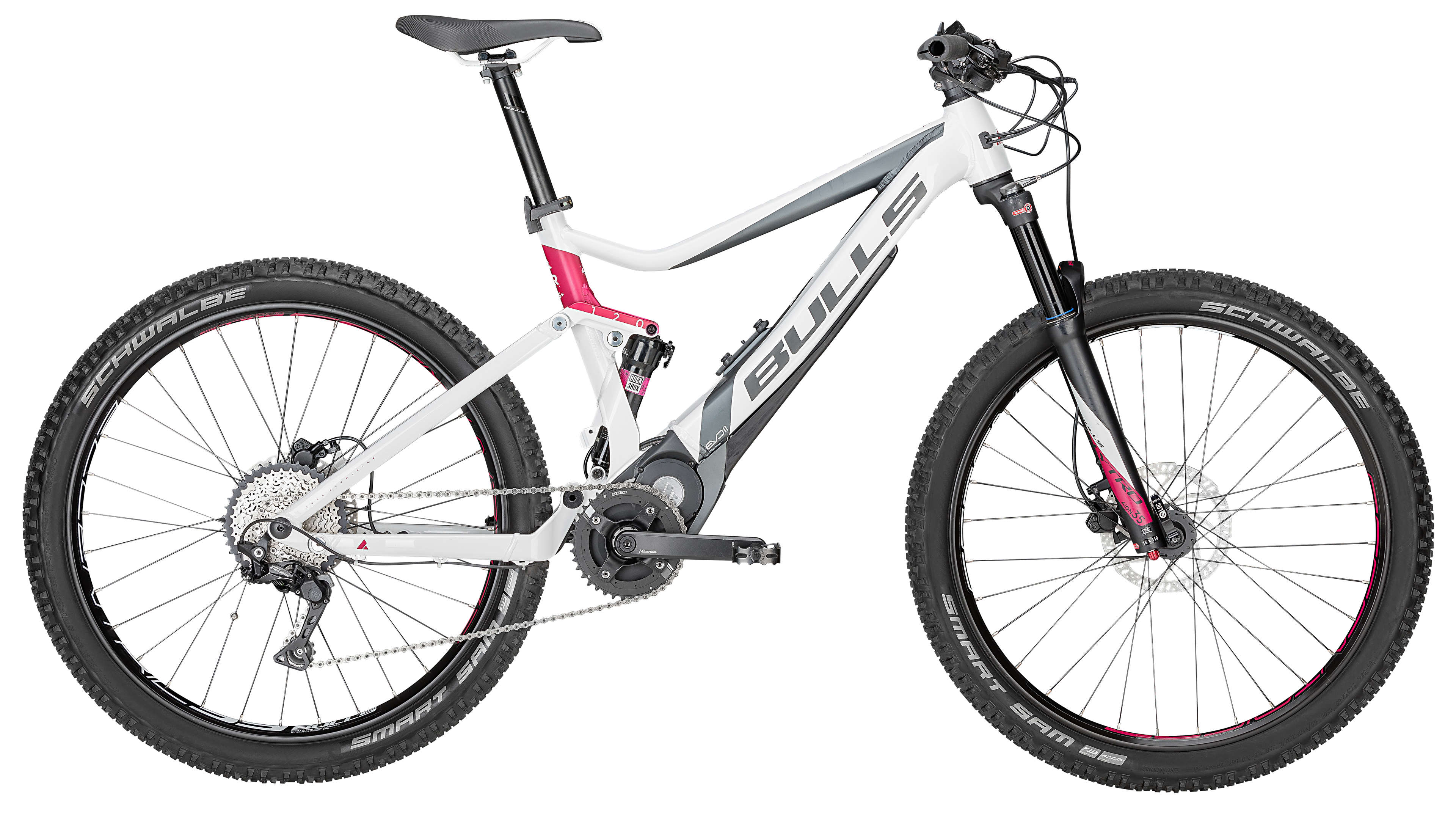 BULLS E-Bike E-Stream EVA TR 2 27,5+ GPS