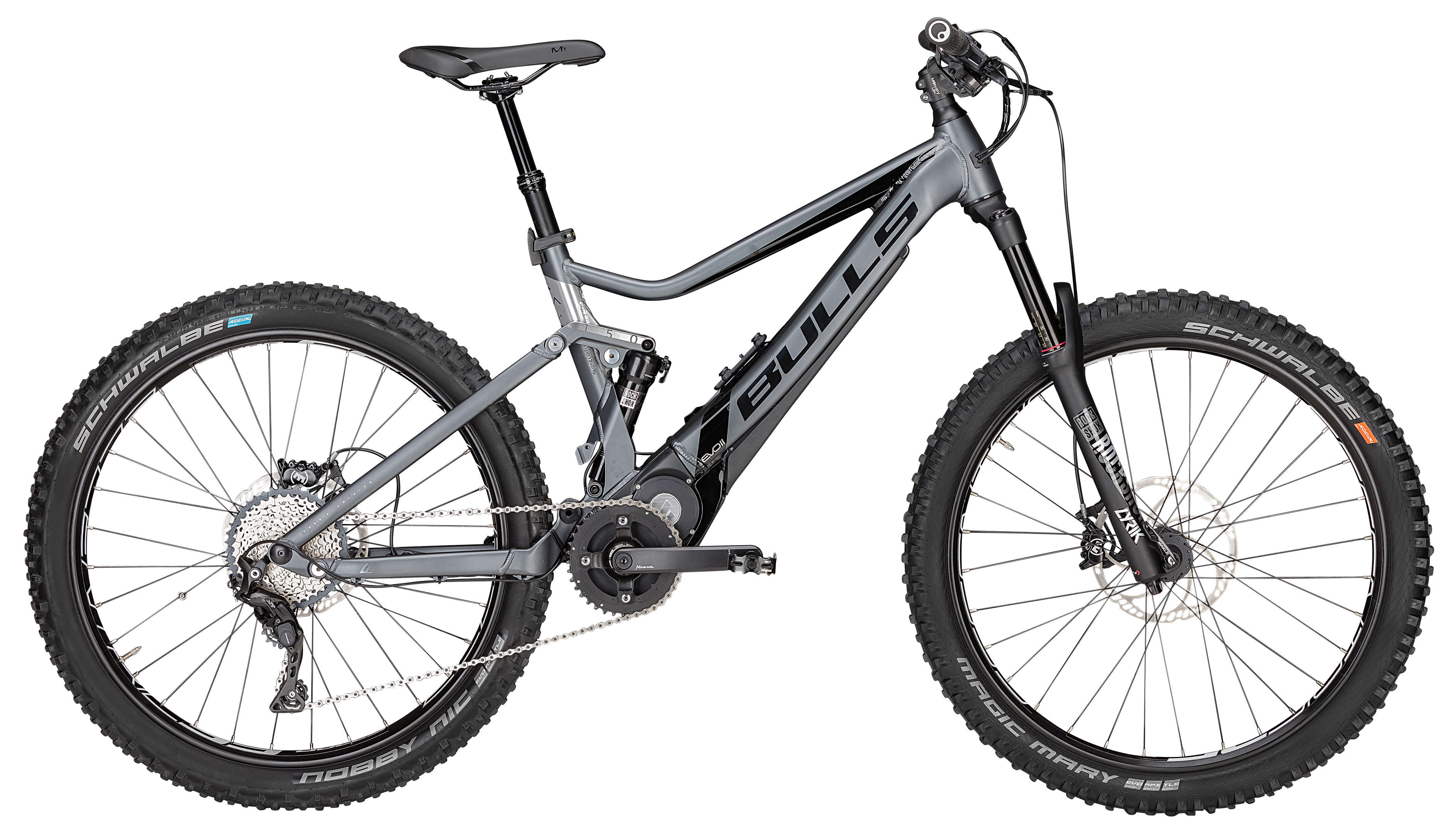 BULLS E-Bike E-Stream EVO AM 4 27,5+