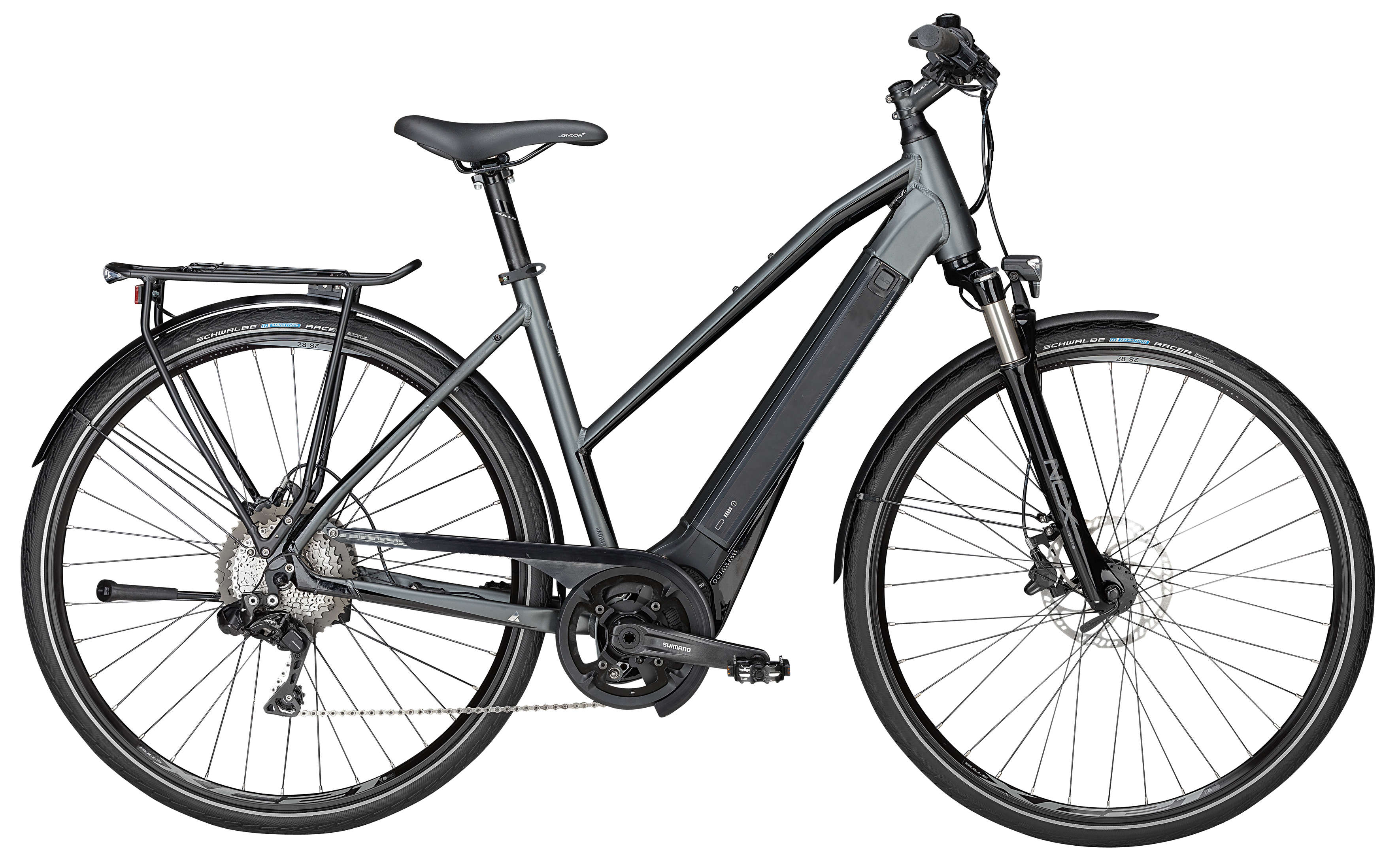 BULLS E-Bike E-Core EVO Cross Street