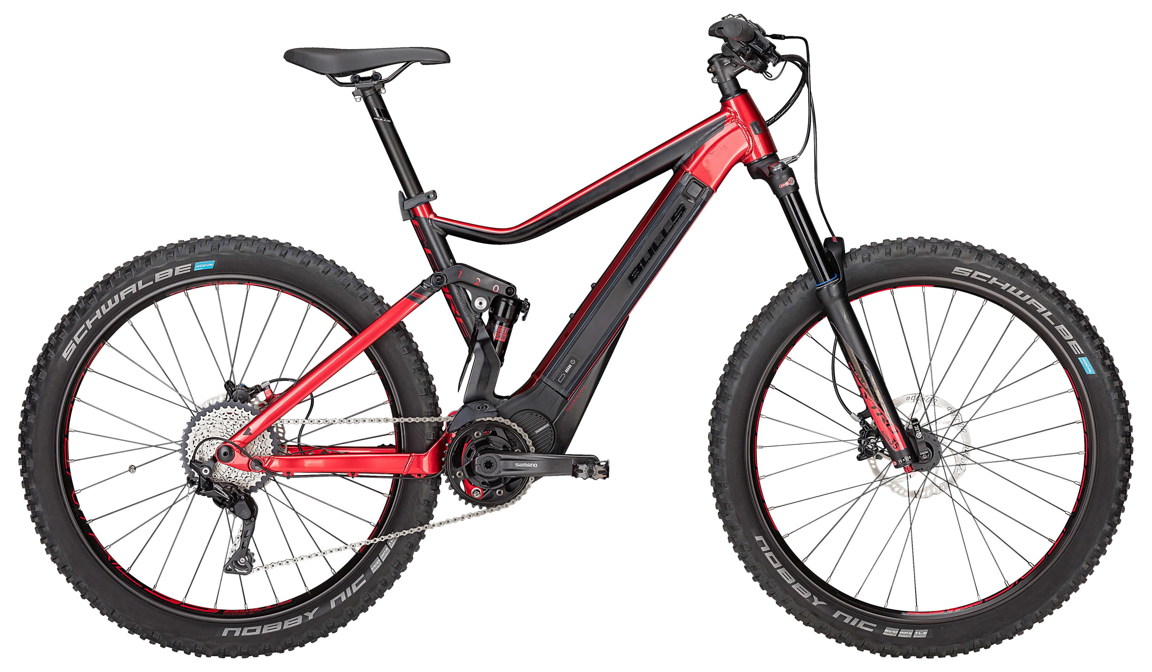 BULLS E-Bike E-Core EVO TR 2 27,5+