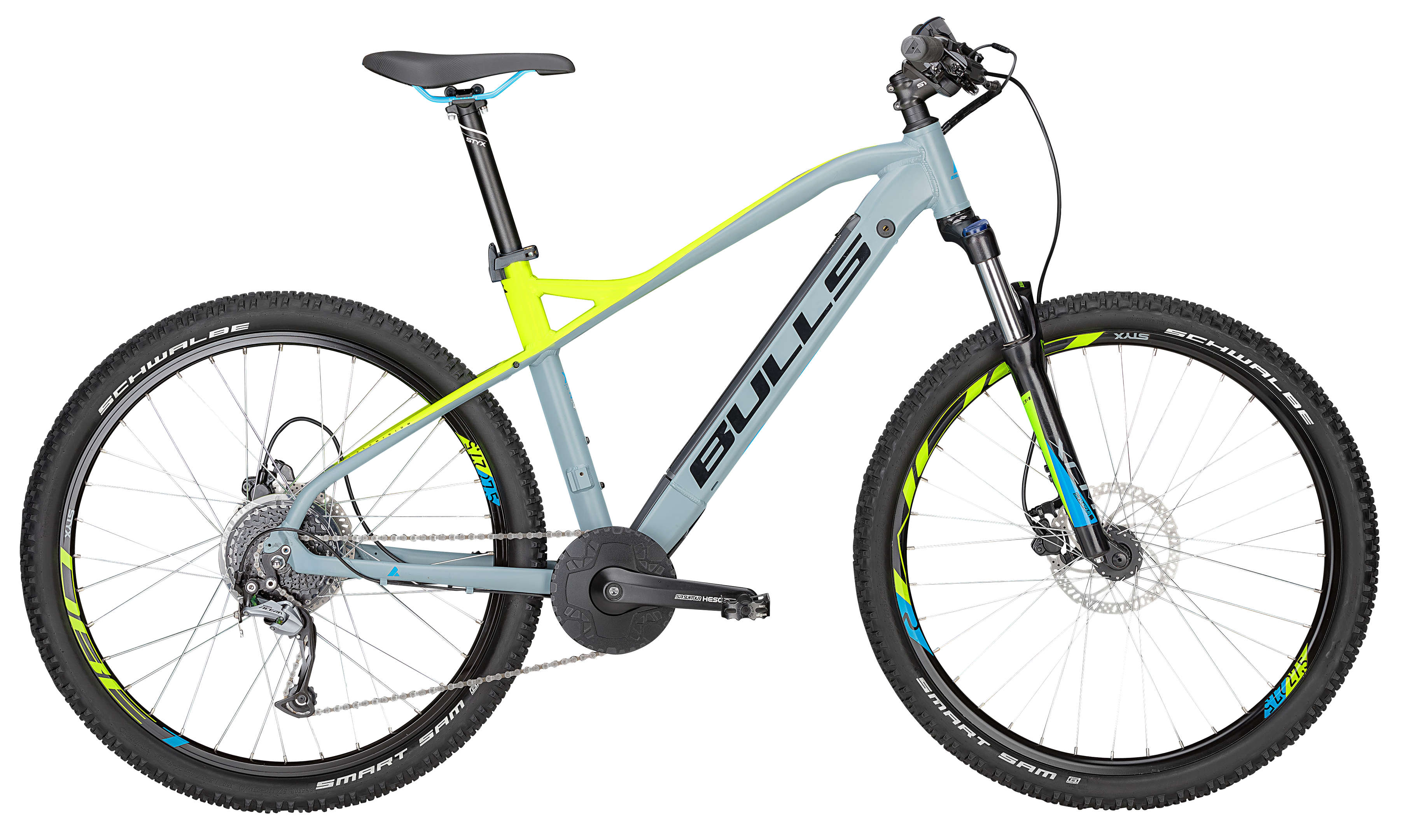 BULLS E-Bike Sharptail EVO GPS