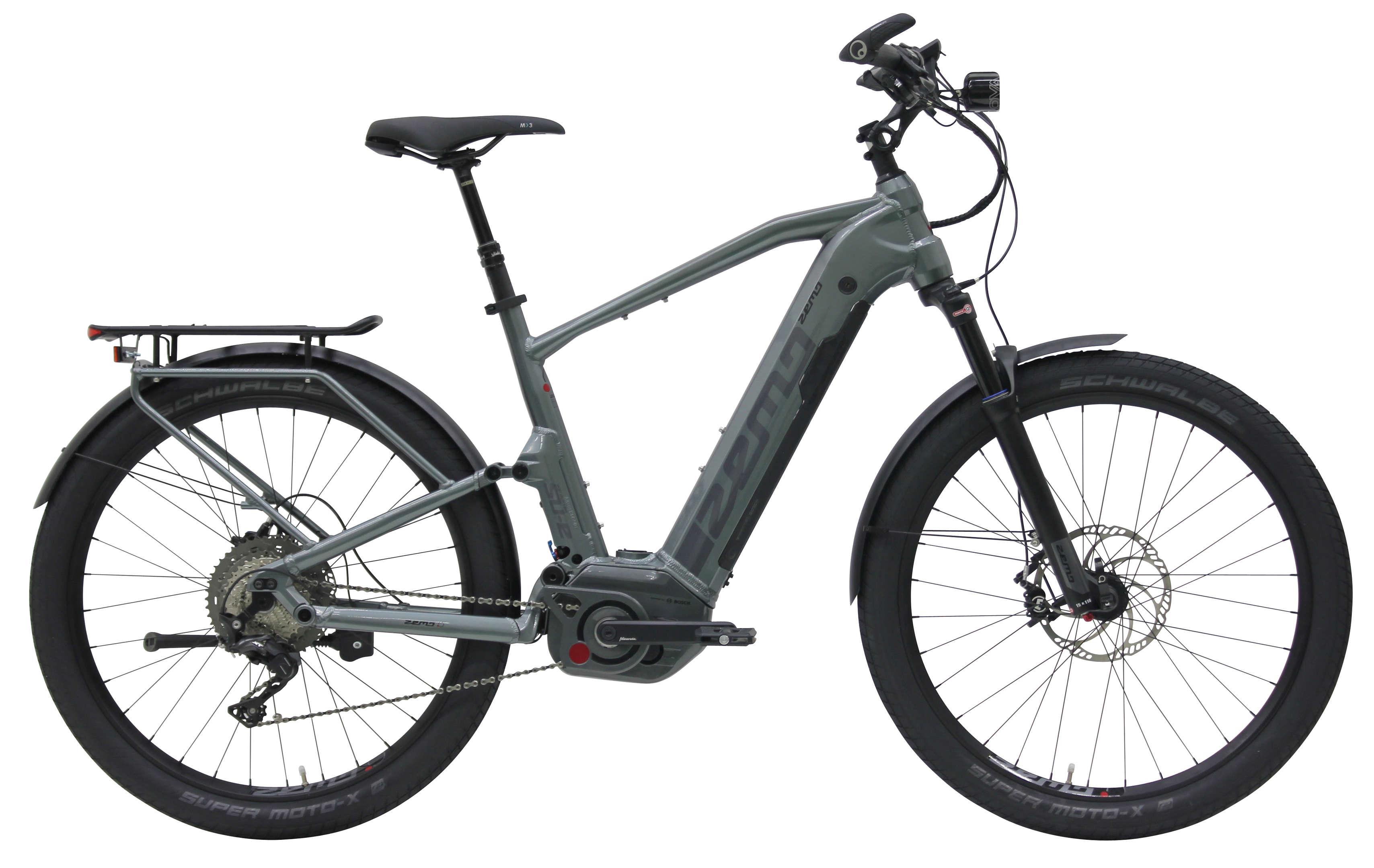 ZEMO E-Bike SU-E FS 11X