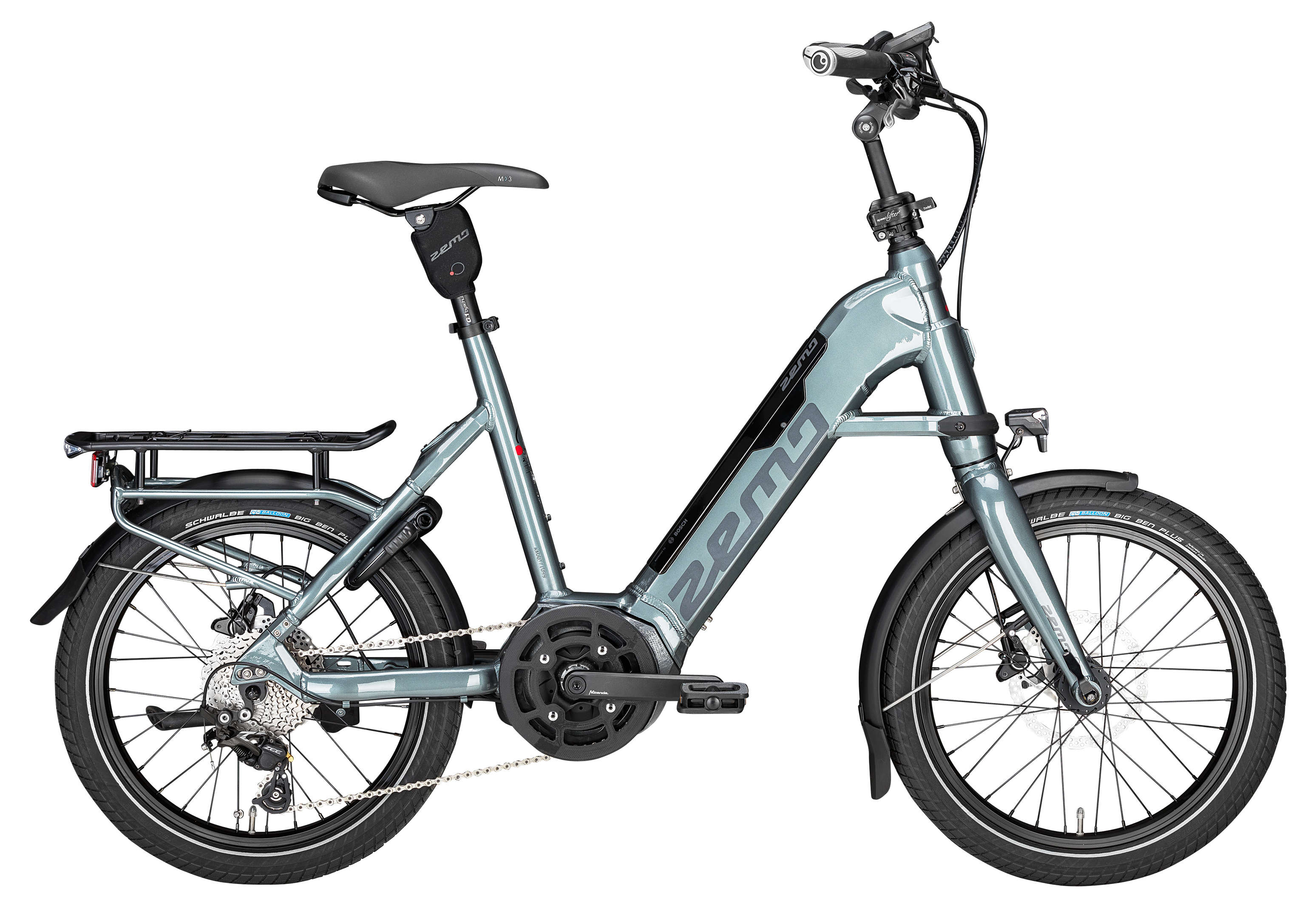 zemo e bike scooter 10d 20 ohne gps eurorad. Black Bedroom Furniture Sets. Home Design Ideas