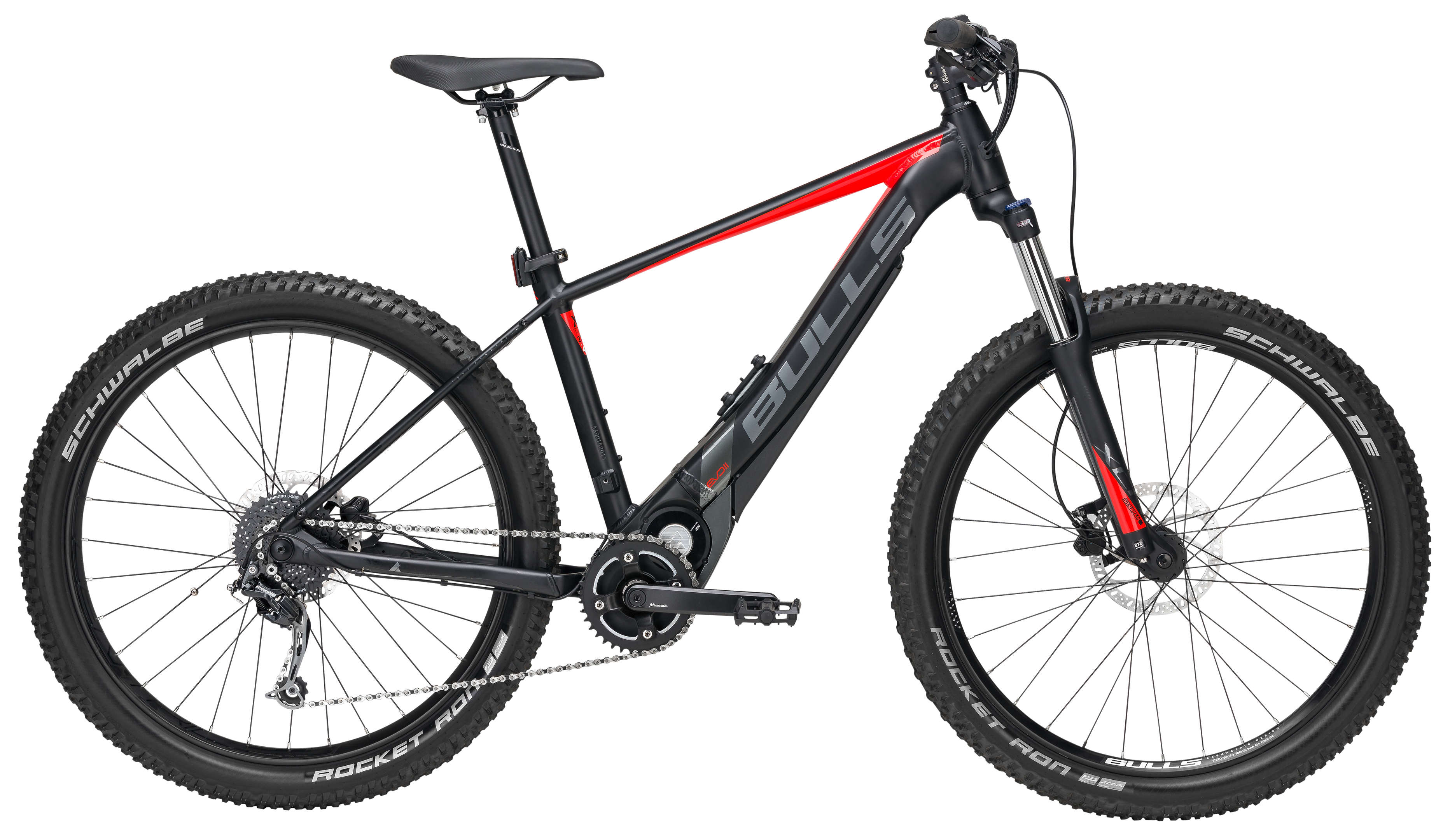 BULLS E-Bike E-Stream EVO 1 27,5+