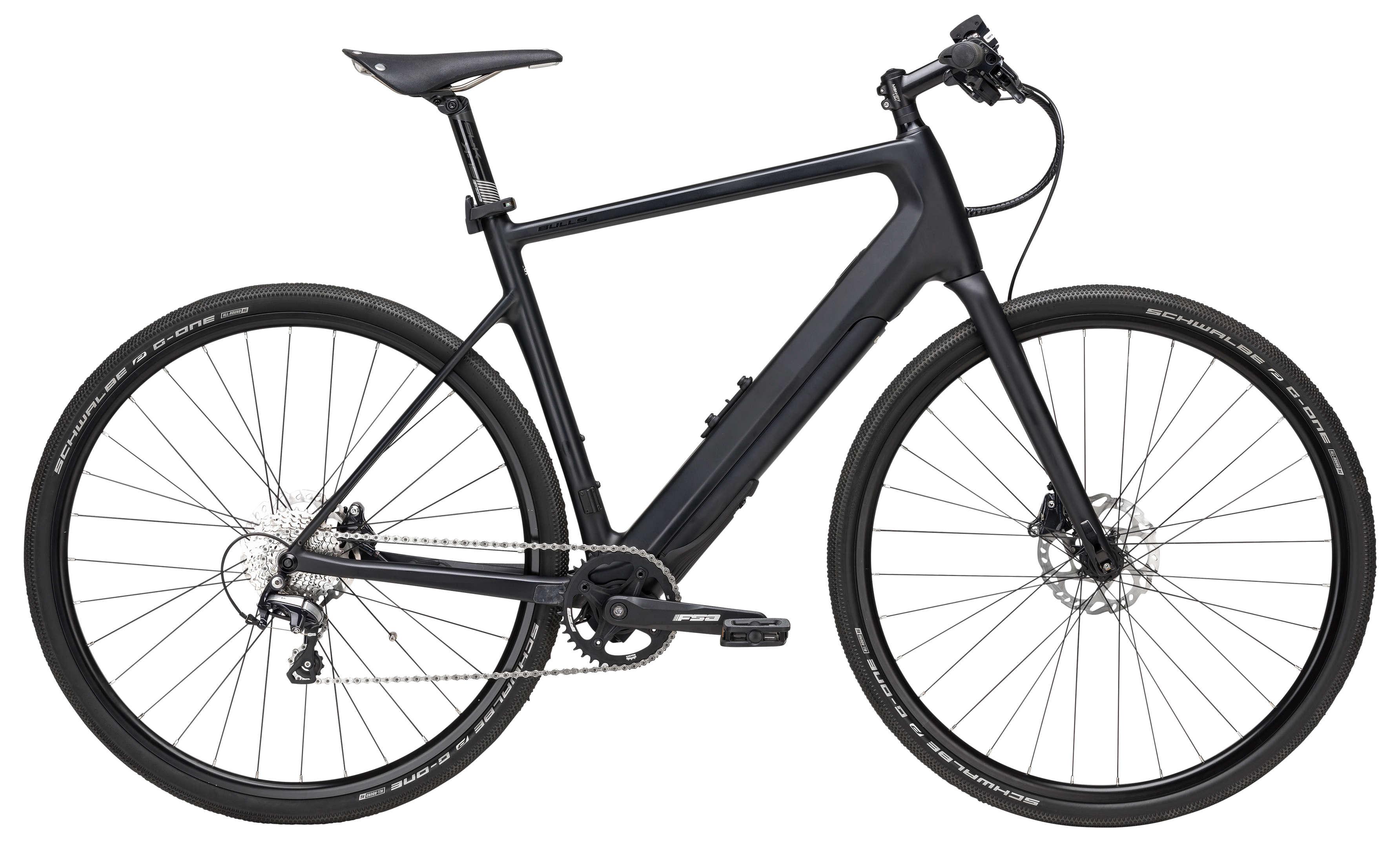 BULLS E-Bike Millennial EVO Carbon