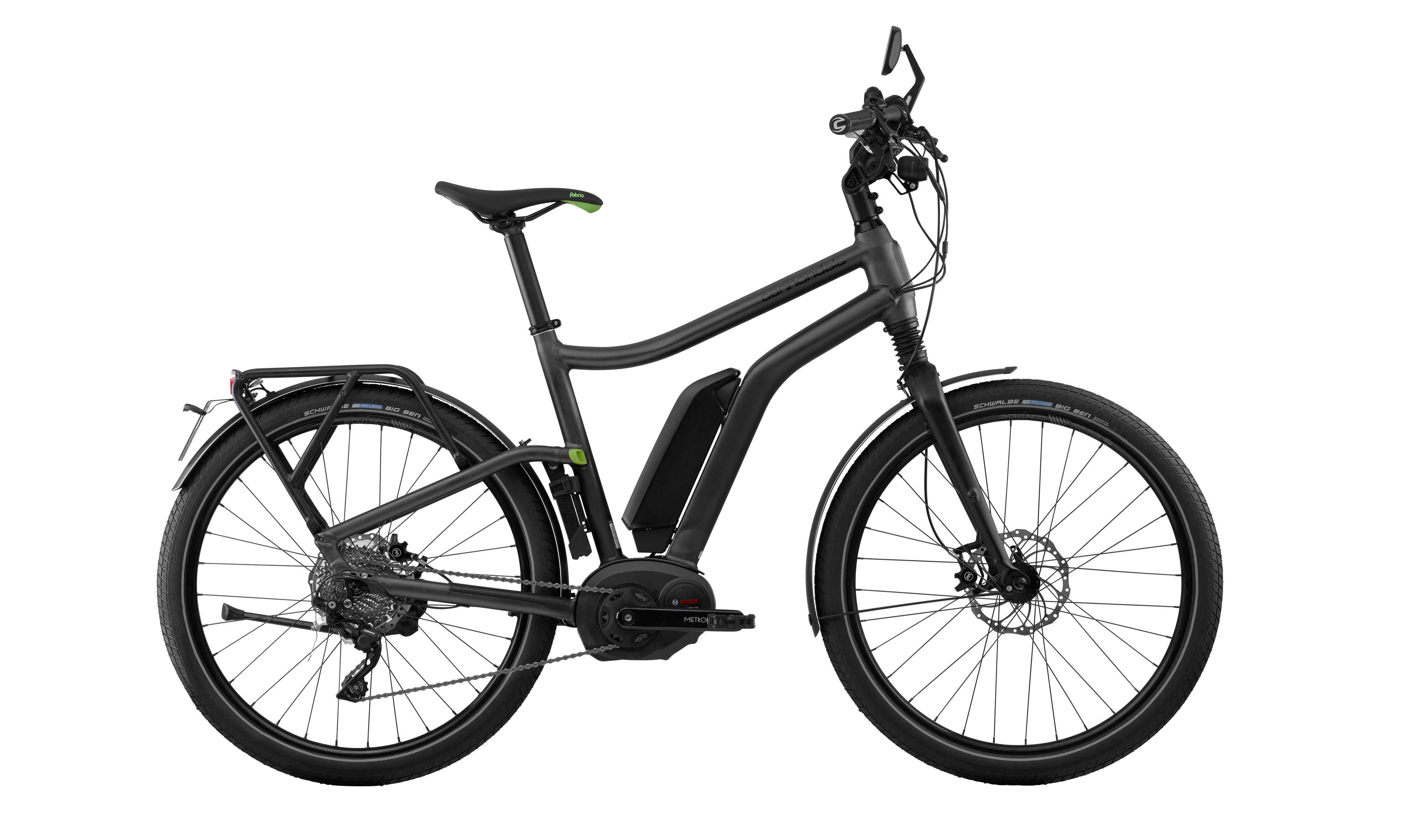 Cannondale ATB 26 M Contro-E Speed 2 ANT MD