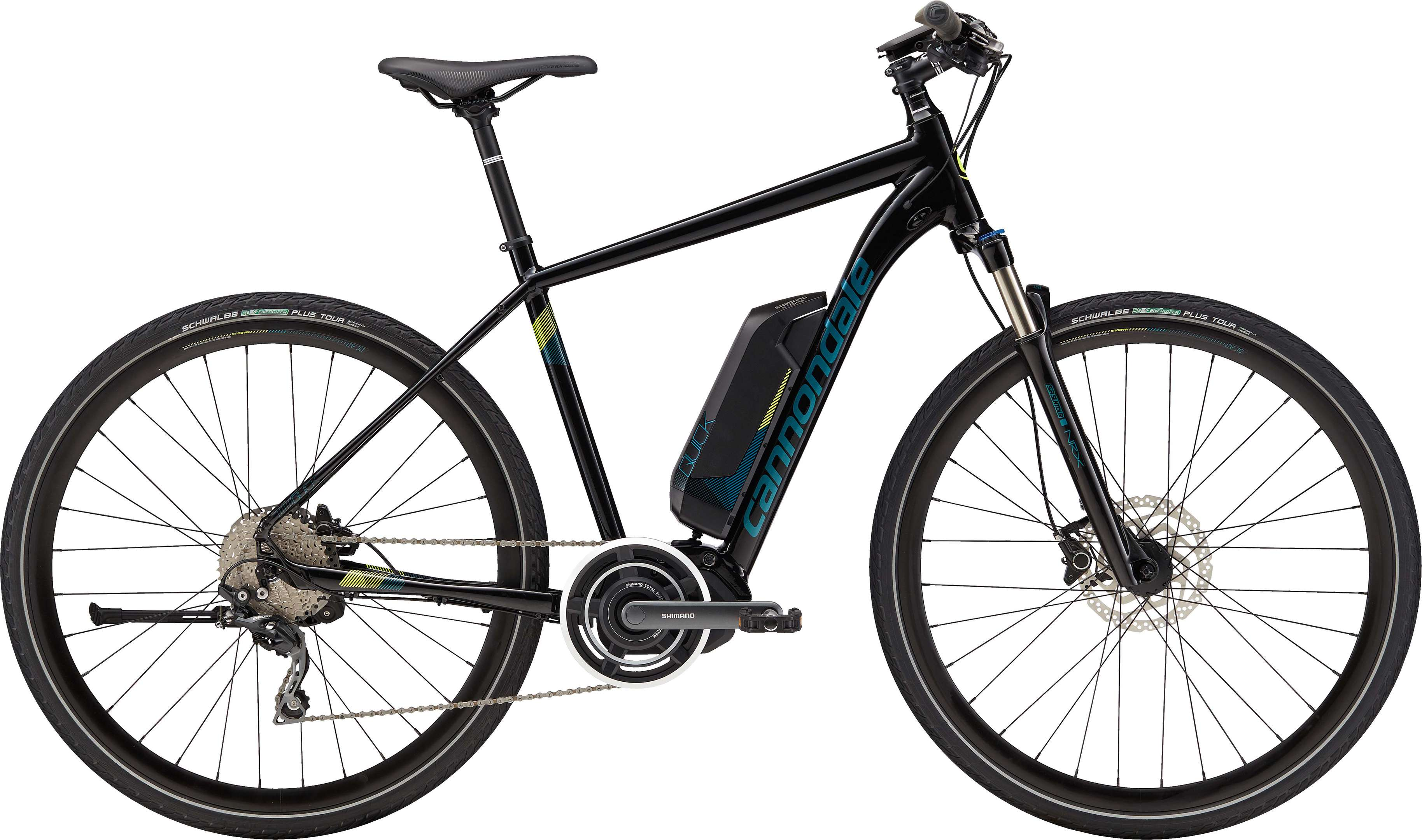 Cannondale E-City 700 M Quick Neo BLK 50