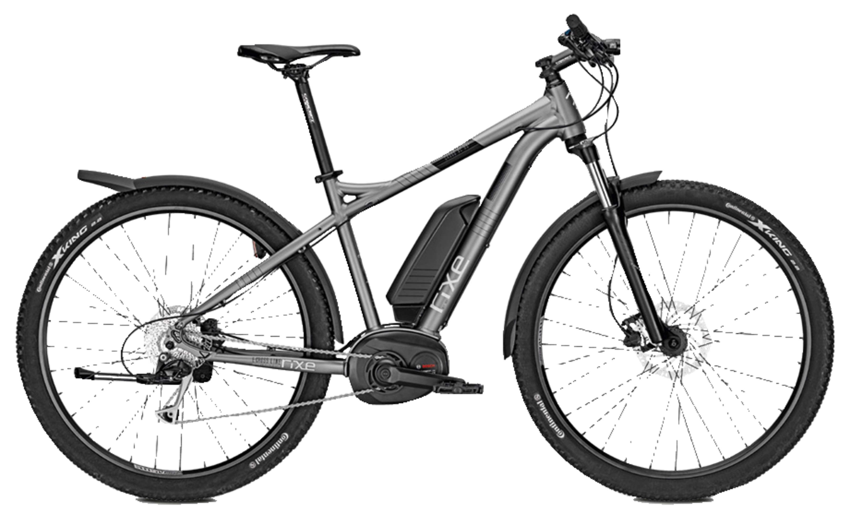 rixe e bike cross xc b9 pro 9g 13 4ah 36v eurorad. Black Bedroom Furniture Sets. Home Design Ideas