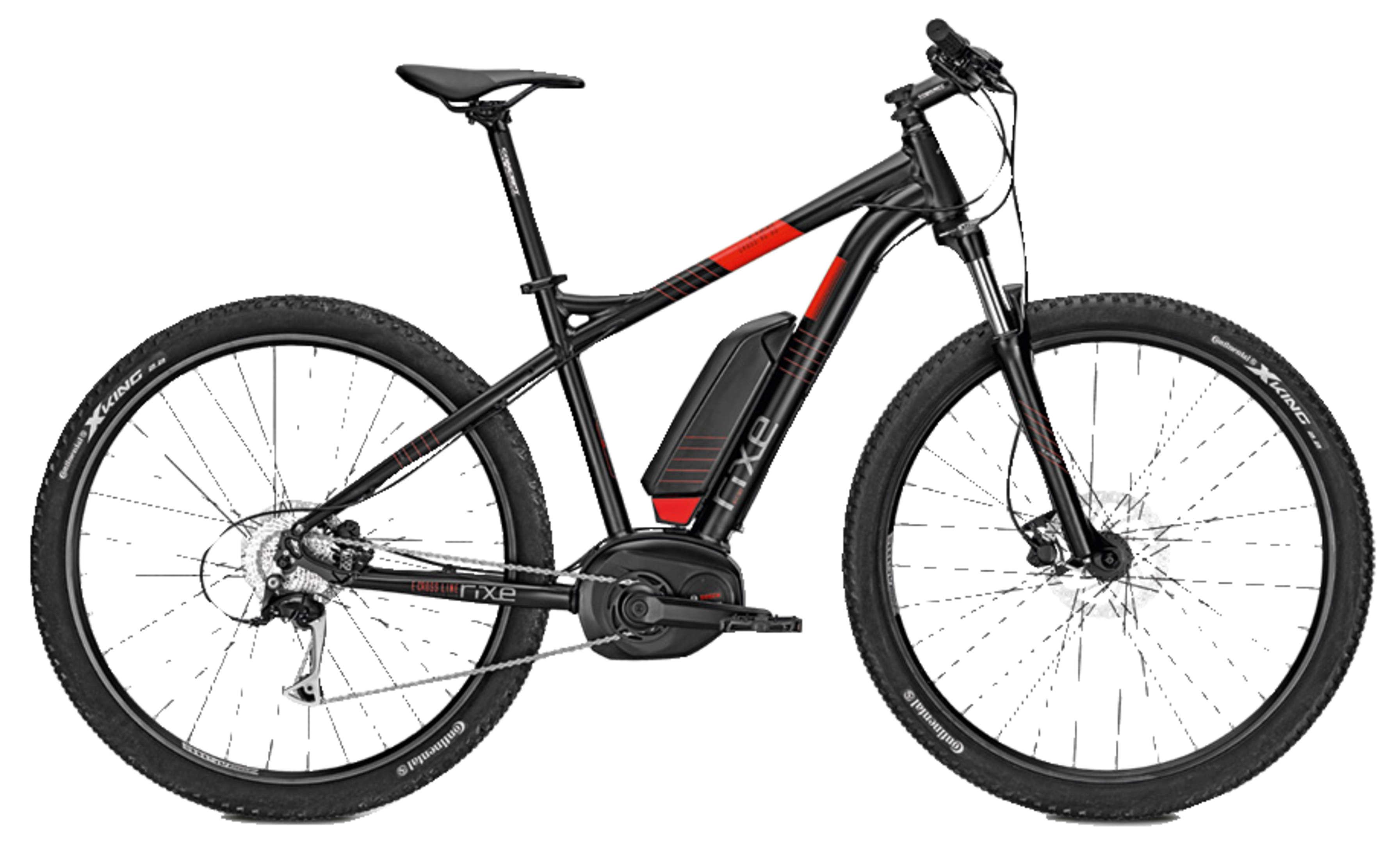 rixe e bike cross xc b9 9g 11 1ah 36v eurorad. Black Bedroom Furniture Sets. Home Design Ideas