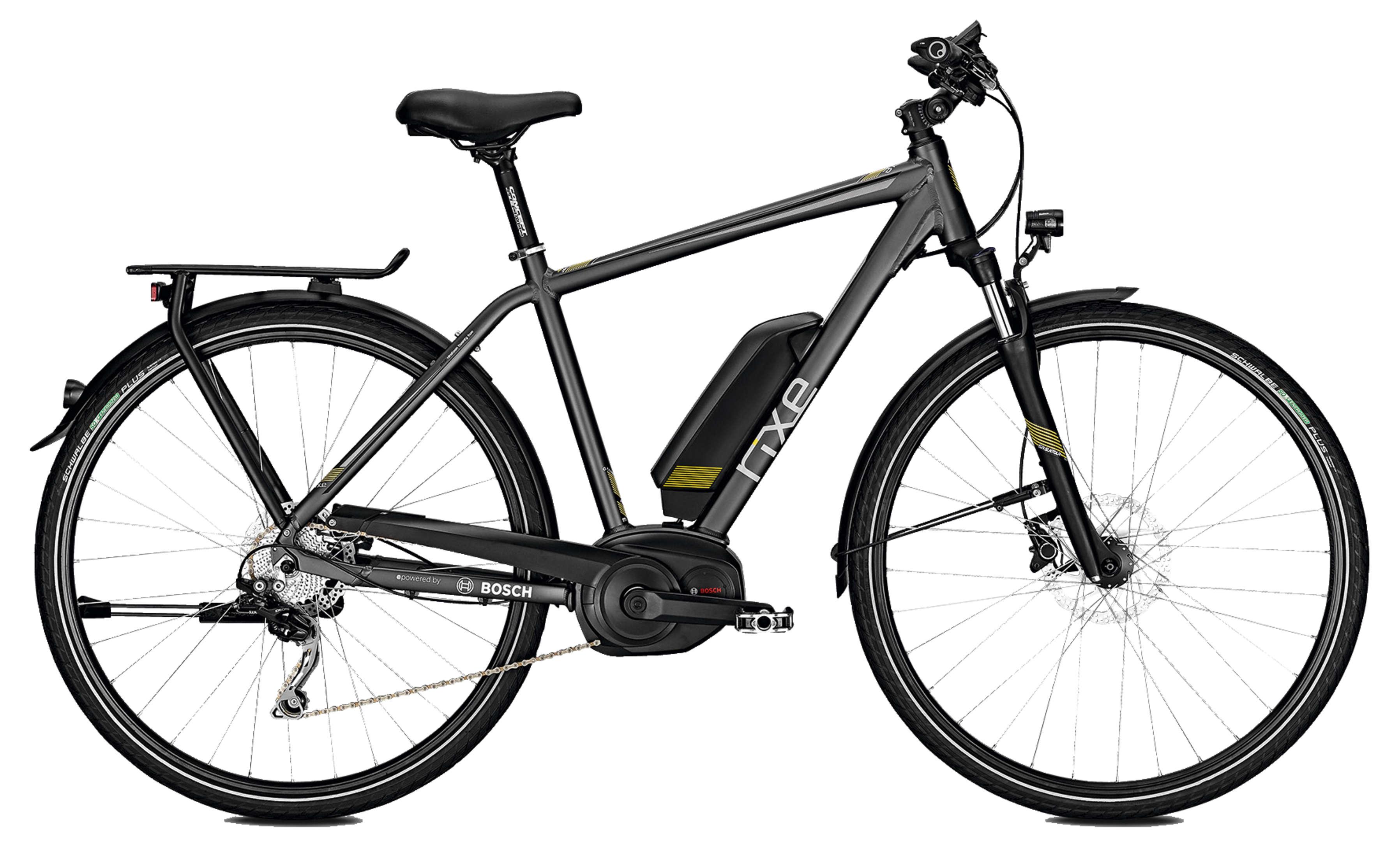 RIXE E-Bike MONTPELLIER B10 13,4AH 36V