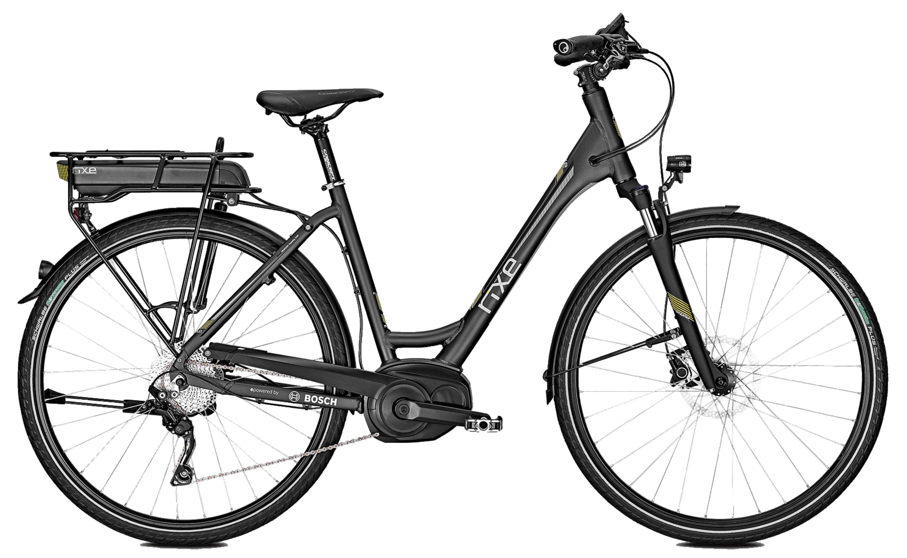 rixe e bike montpellier b10 13 4ah 36v eurorad. Black Bedroom Furniture Sets. Home Design Ideas