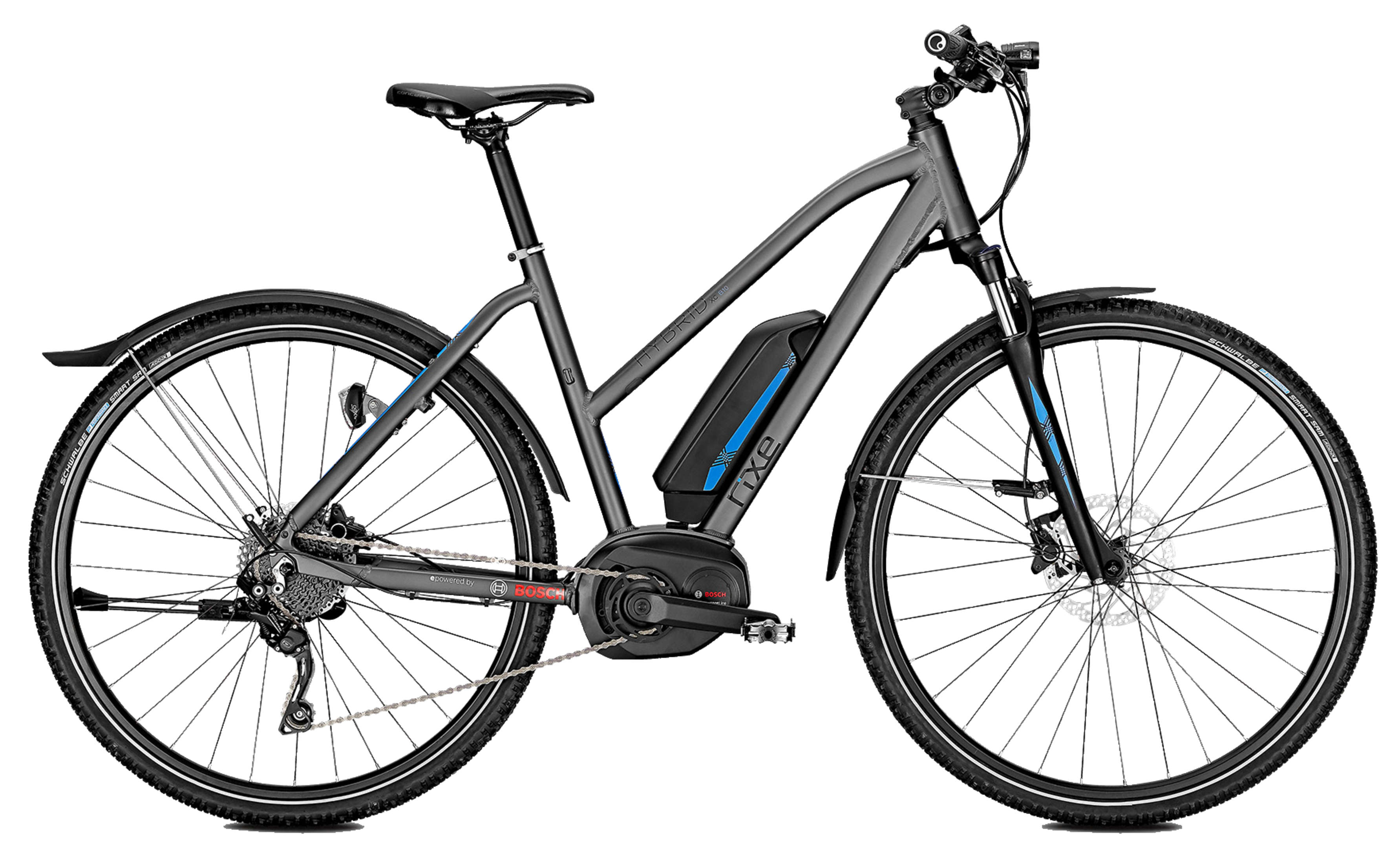 rixe e bike hybrid xc b10 10g 13 4ah 36v 2 eurorad bikeleasingeurorad bikeleasing. Black Bedroom Furniture Sets. Home Design Ideas