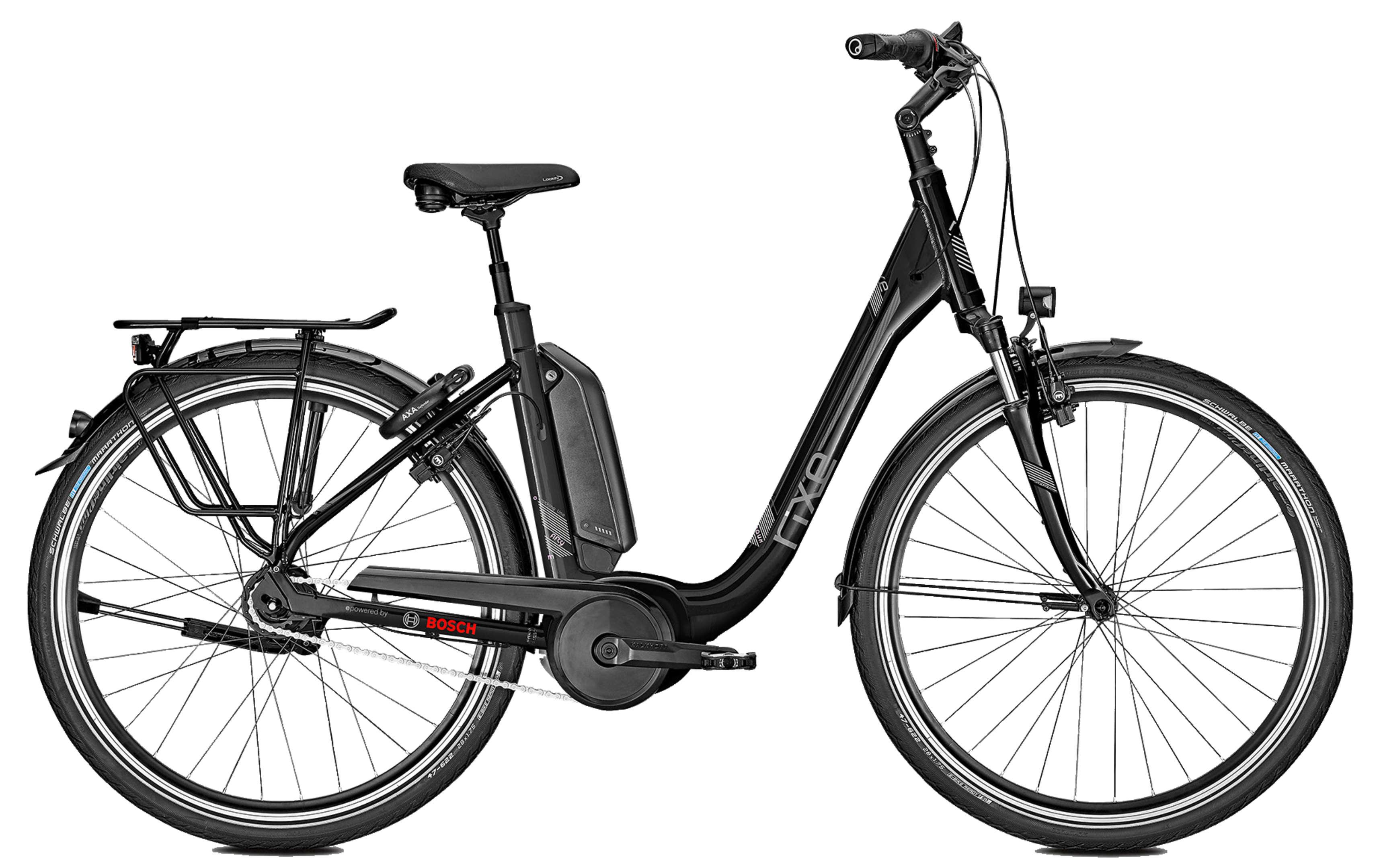 rixe e bike bordeaux b8r comfort 13 4ah 36 eurorad. Black Bedroom Furniture Sets. Home Design Ideas