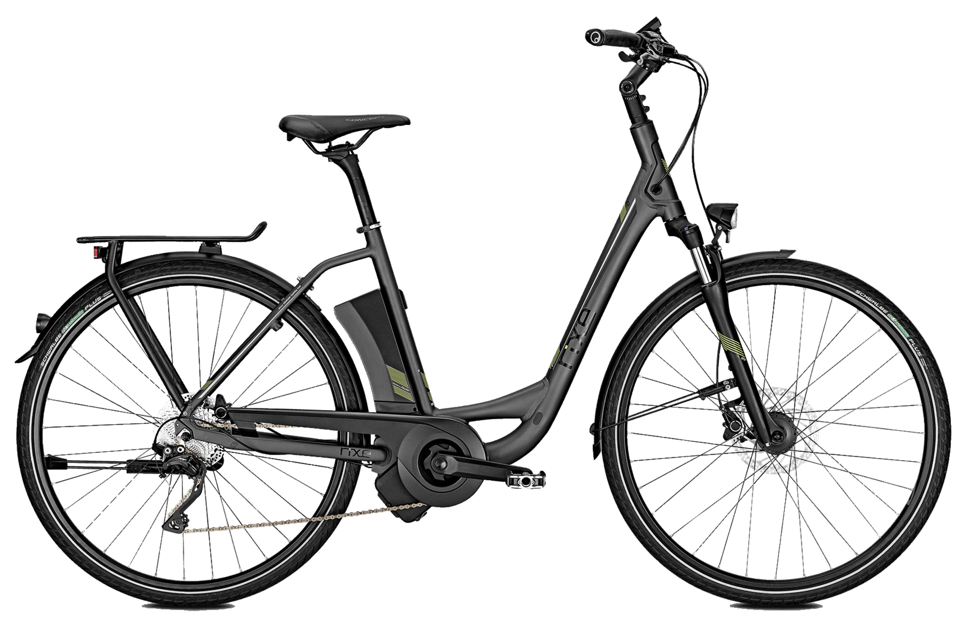 rixe e bike montpellier i10 xt 17 0ah 36v eurorad. Black Bedroom Furniture Sets. Home Design Ideas